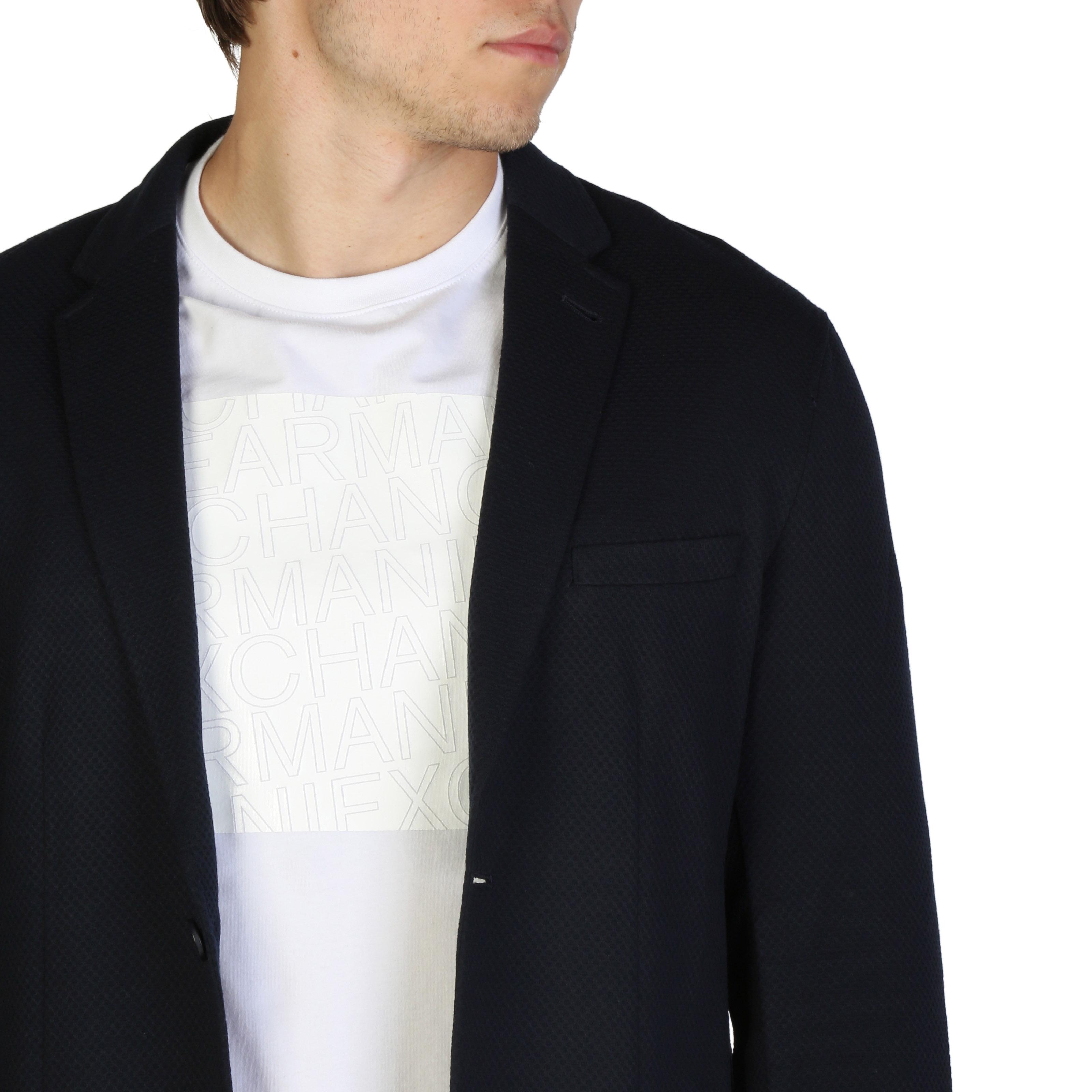Veste de costume Armani Exchange – 3ZZG80ZJF8Z