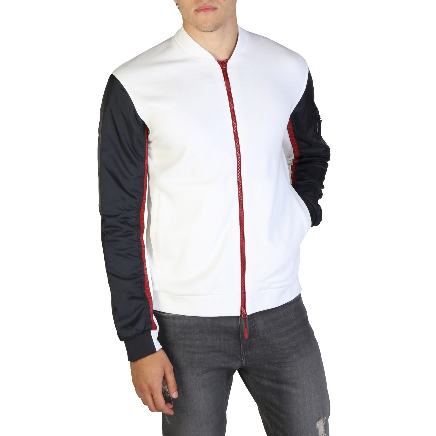 Armani Exchange 3ZZMBCZJP8Z Uomo Bianco 108475Armani Exchange
