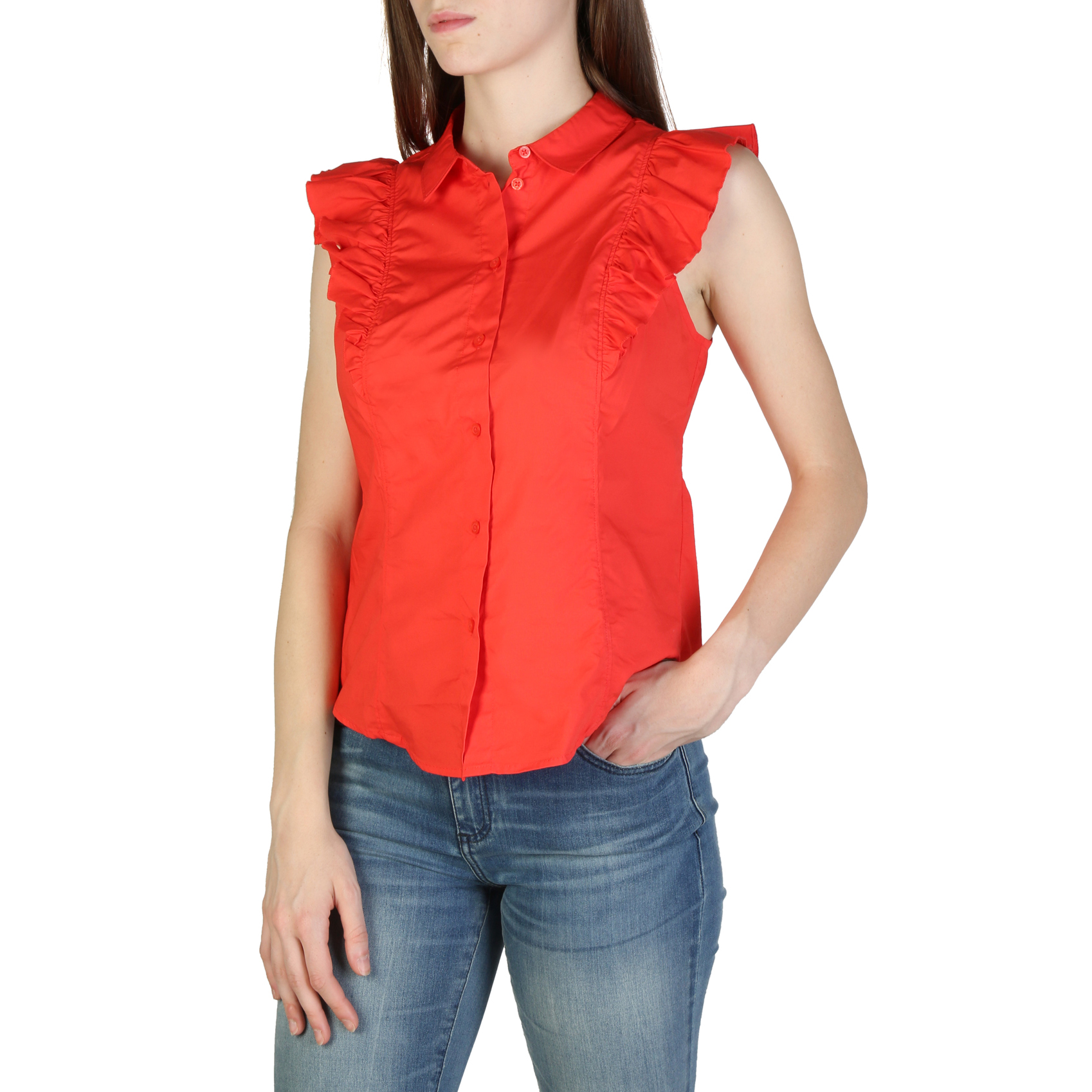 Armani Exchange 3ZYC08YNP9Z Donna Rosso 108535Armani Exchange