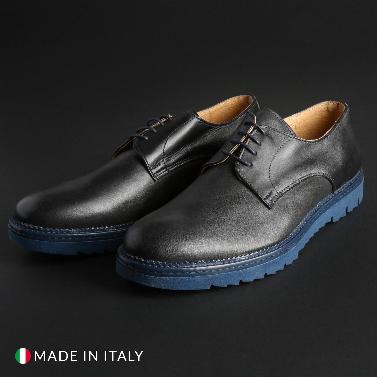 Italian Eagle 300_VITELLO Uomo Blu 108804Italian Eagle
