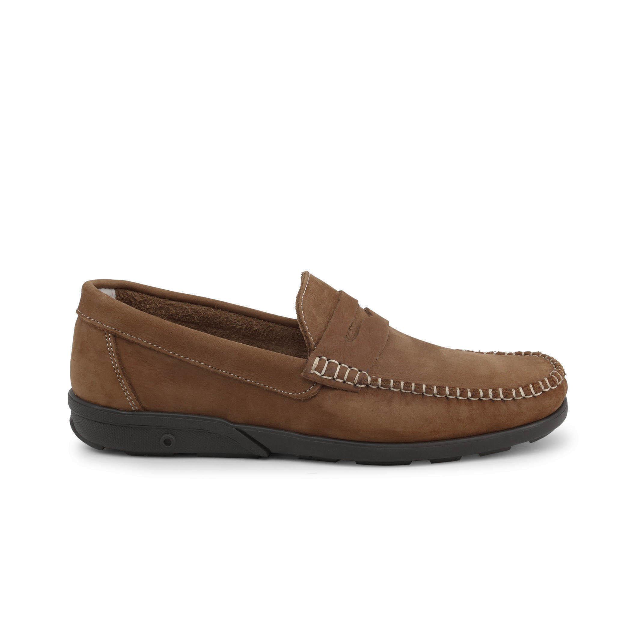 Chaussures Morbidone – 5667_NABUK