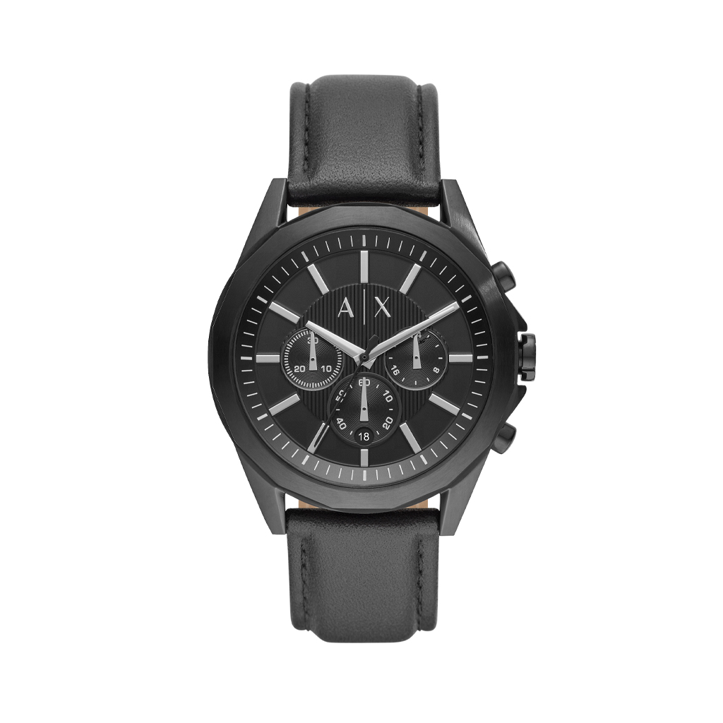 Armani Exchange AX262 Uomo Nero 114595