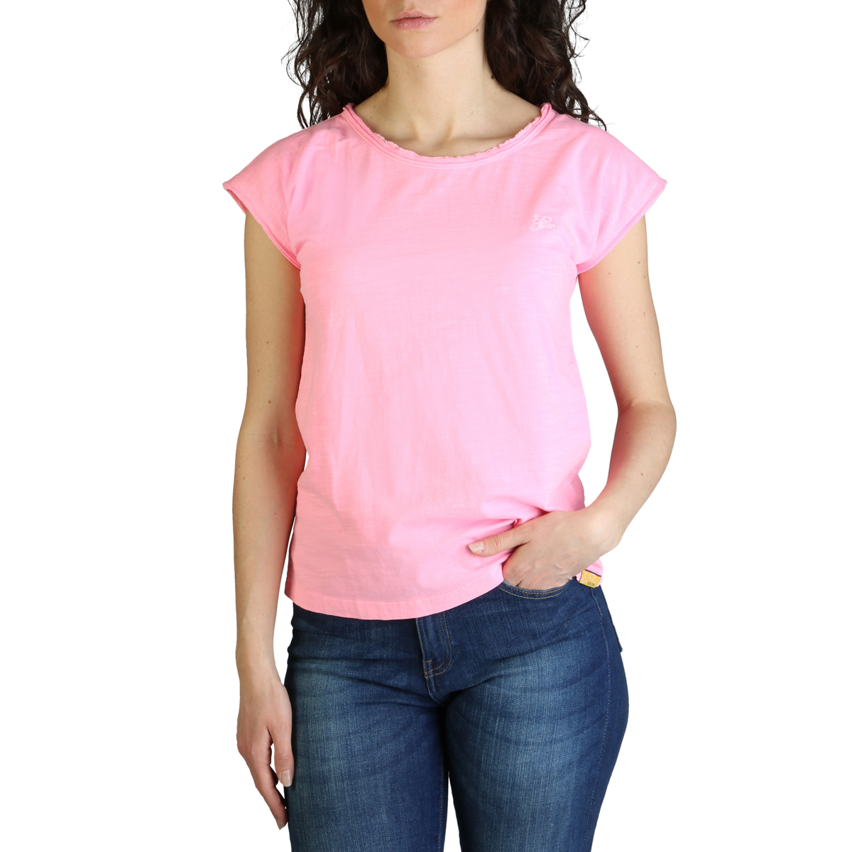 Yes Zee - T207_S400 - Pink
