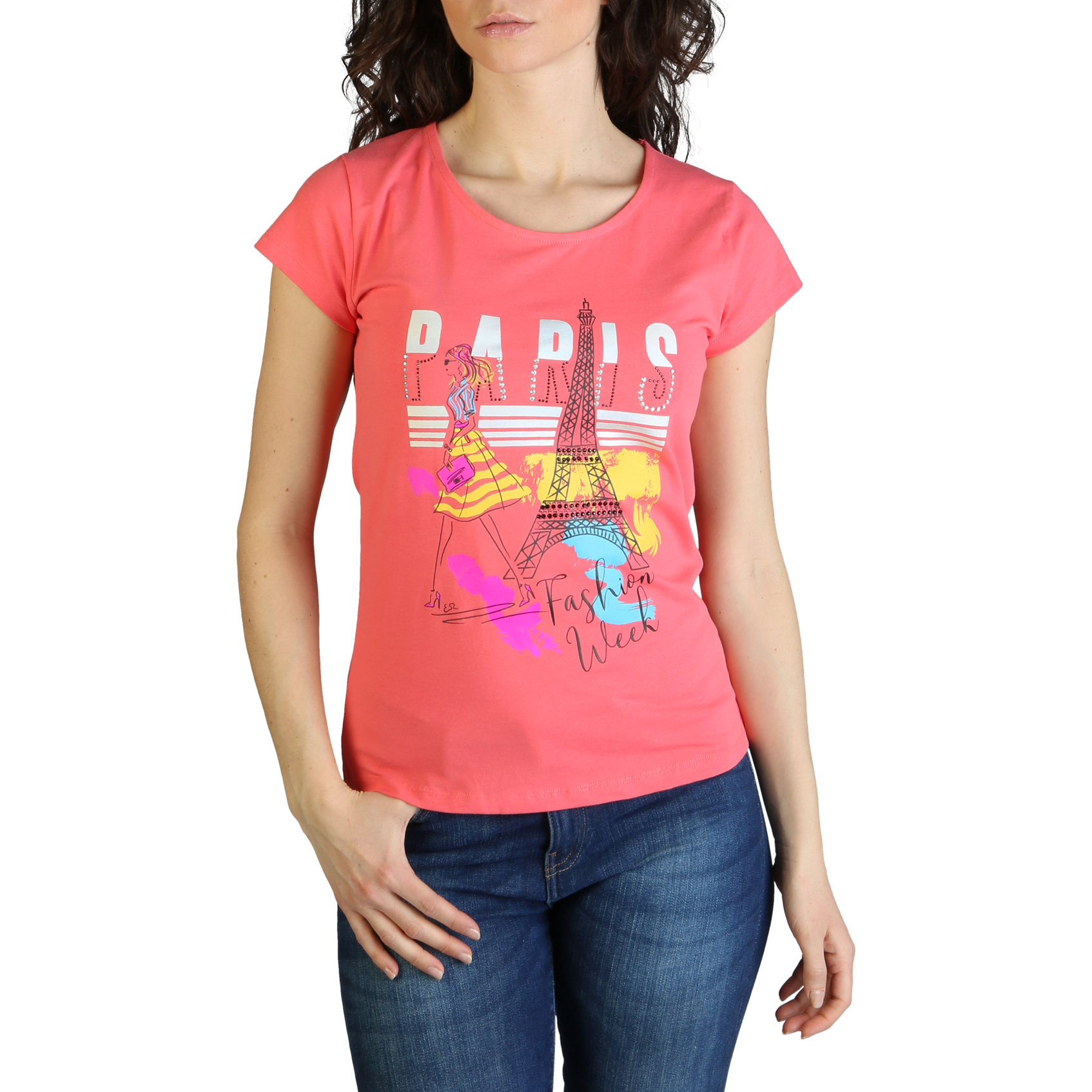 Yes Zee - T210_TC01 - Pink