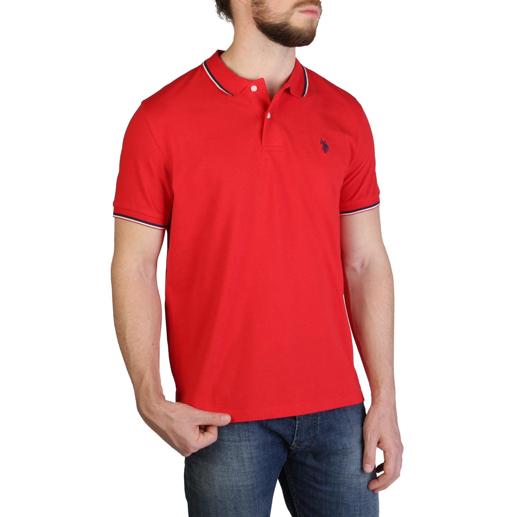 U.S. Polo Assn. - 59619 - Red