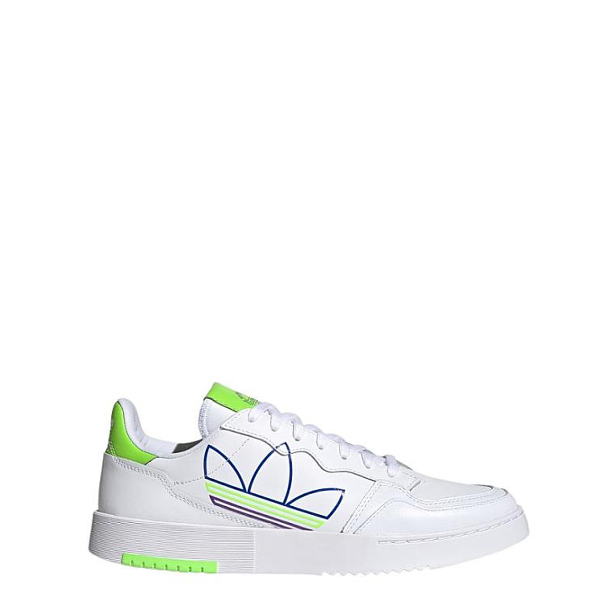 Adidas - Supercourt - White