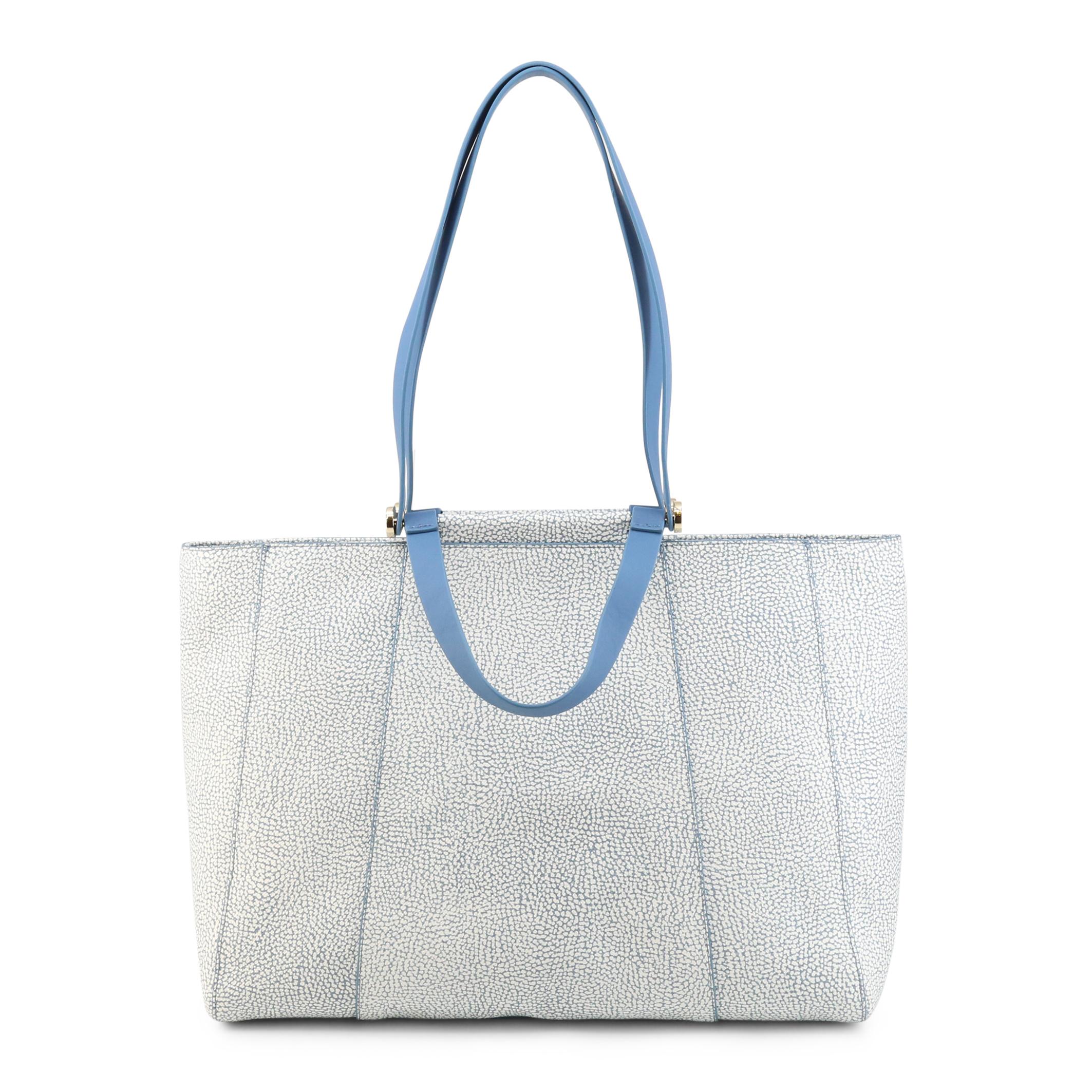 Borbonese – 903994-320 – Blauw Designeritems.nl
