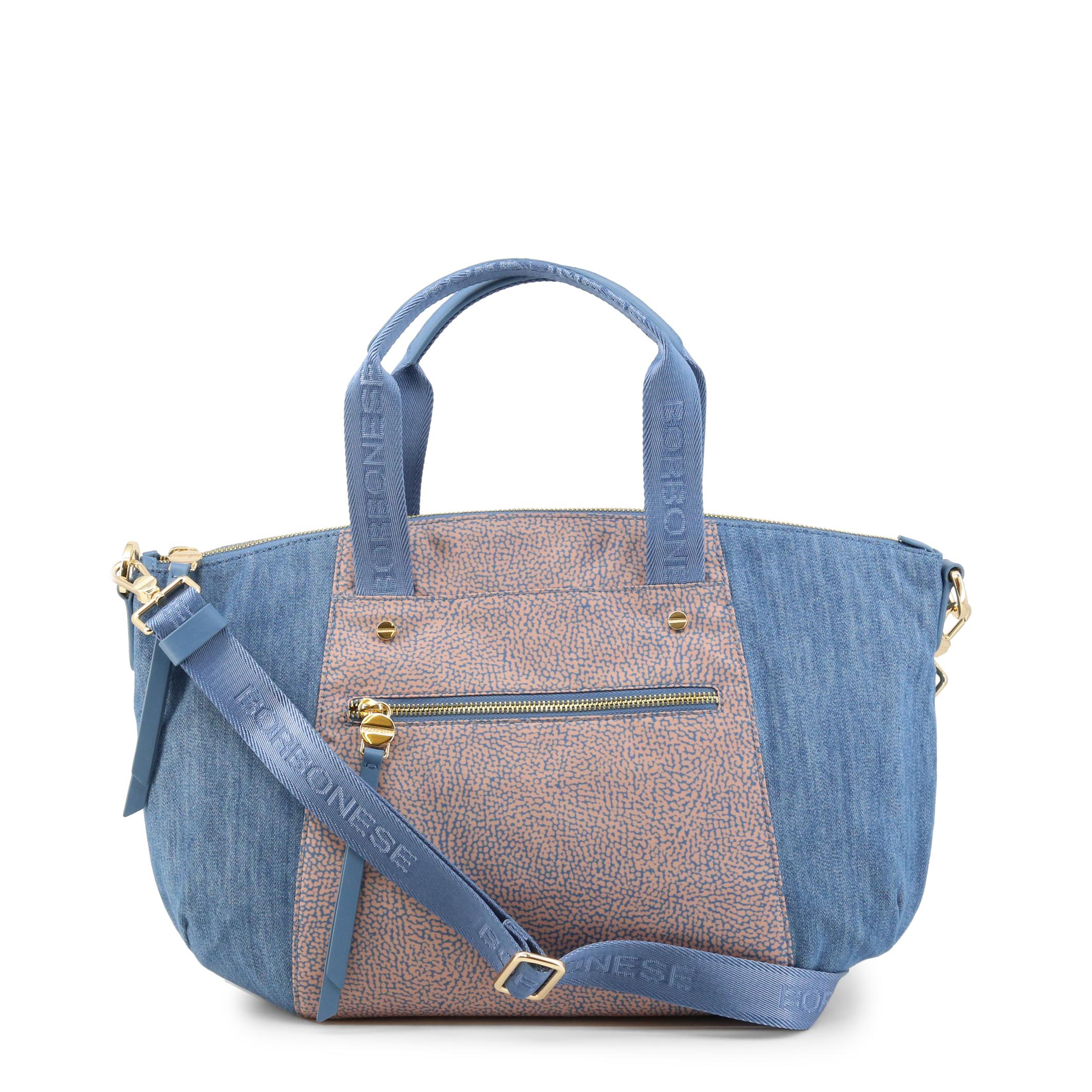 Borbonese - 934285-G44 - Blue
