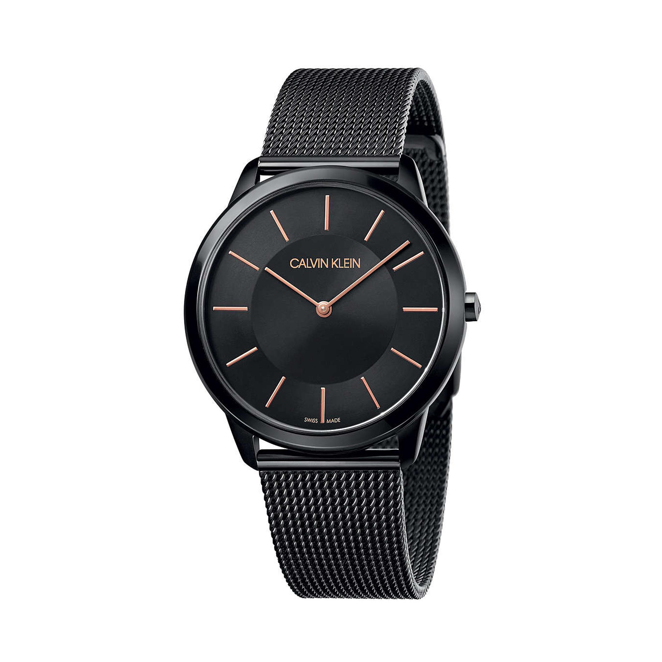 Calvin Klein - MINIMAL_K3M214 - Black