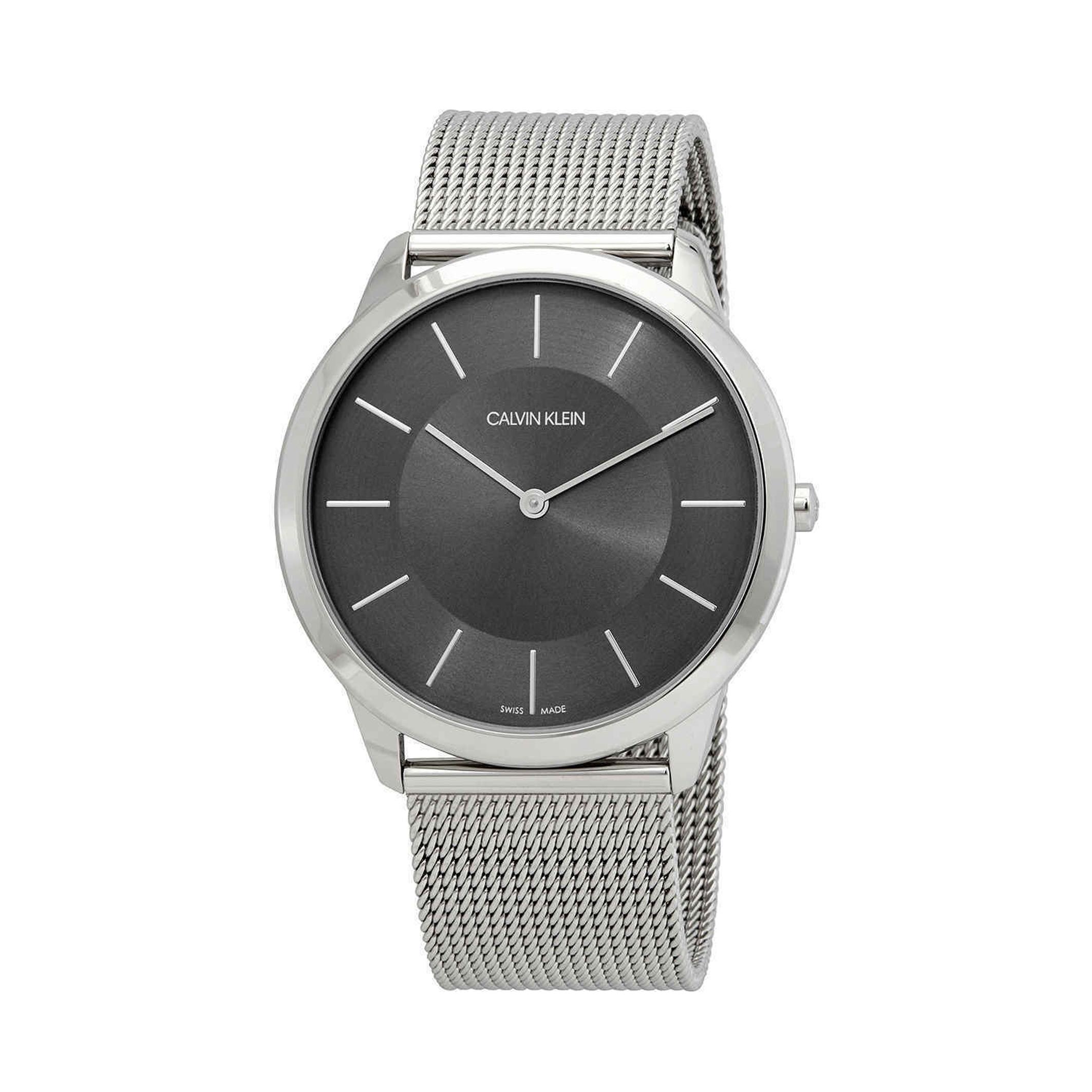 Calvin Klein - MINIMAL_K3M2T1 - Grey