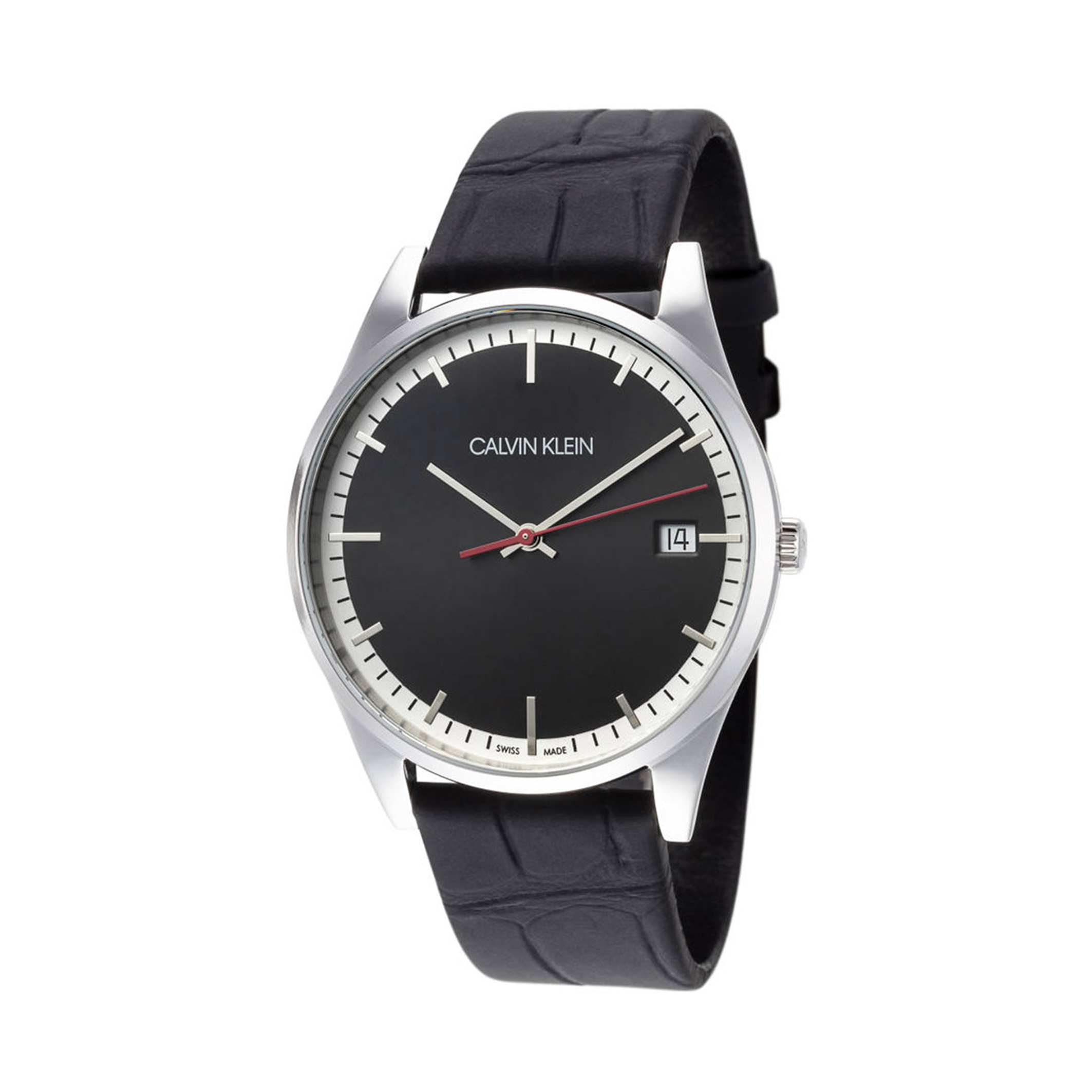 Calvin Klein – TIME_K4N211C – Zwart Designeritems.nl