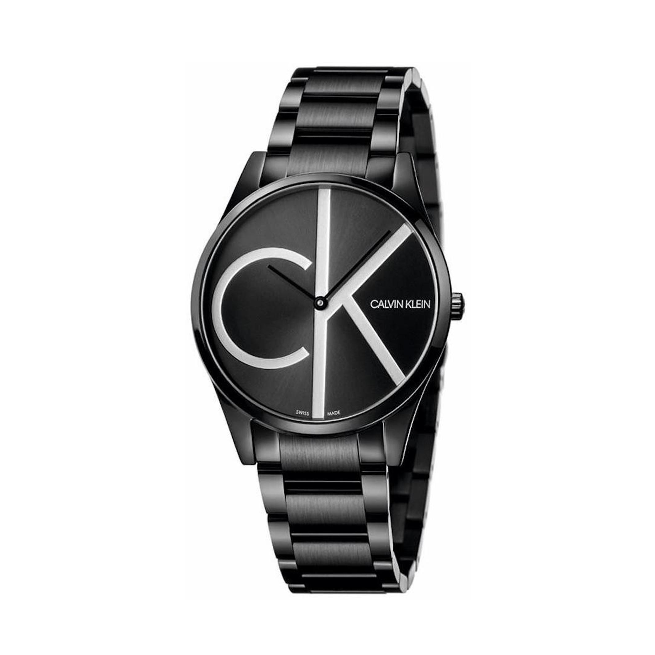 Calvin Klein – TIME_K4N214 – Zwart Designeritems.nl