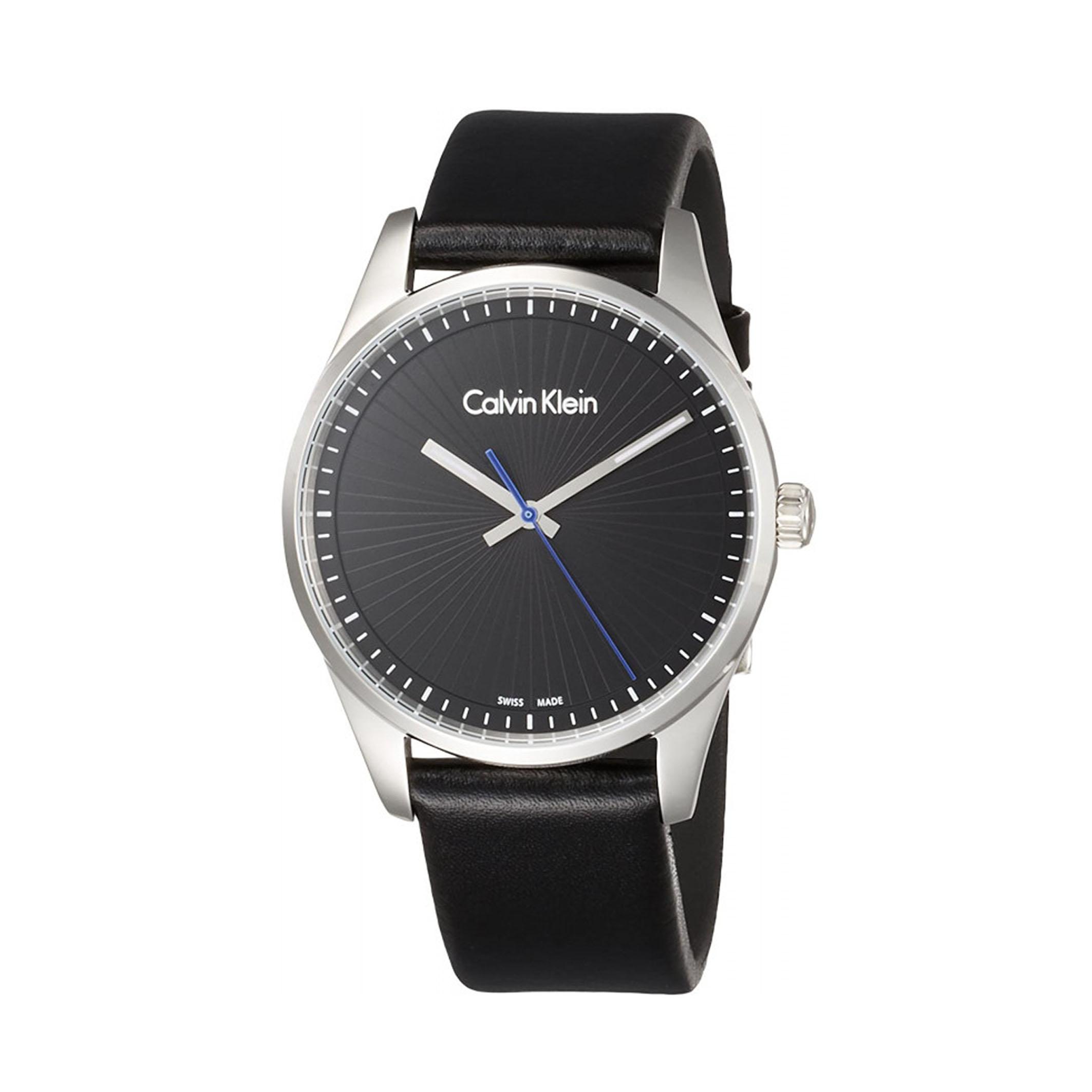 Calvin Klein - STEADFAST_K8S211 - Black