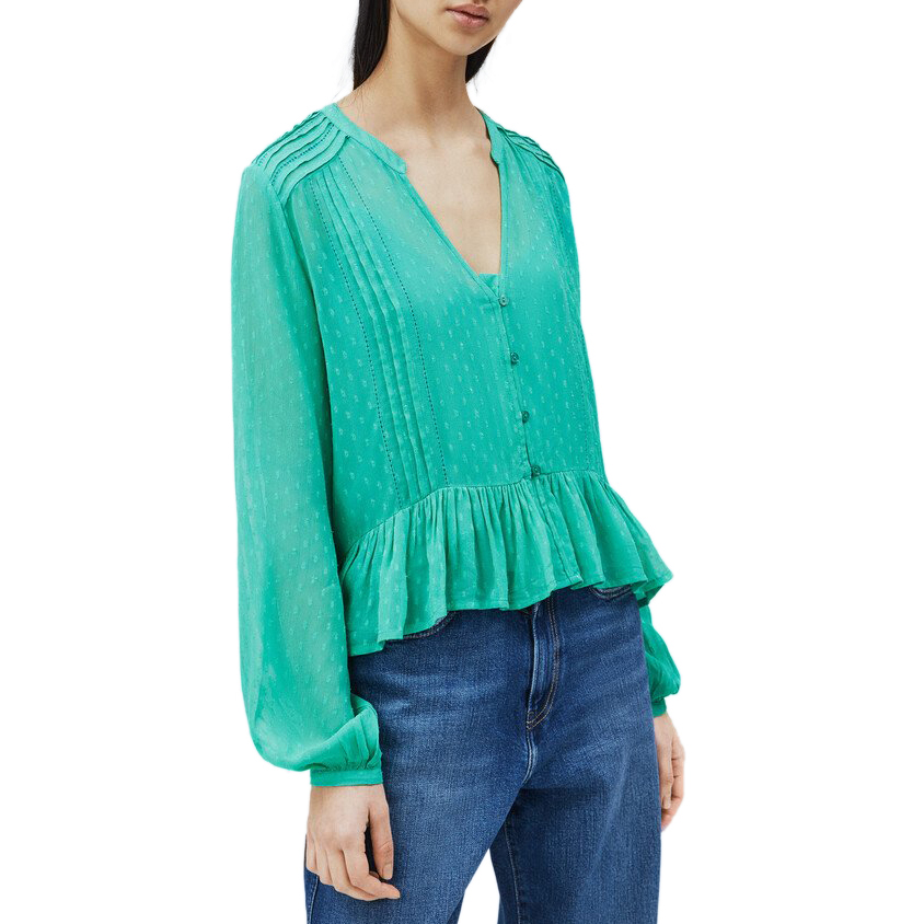Pepe Jeans - ARVANA_PL303947 - Green