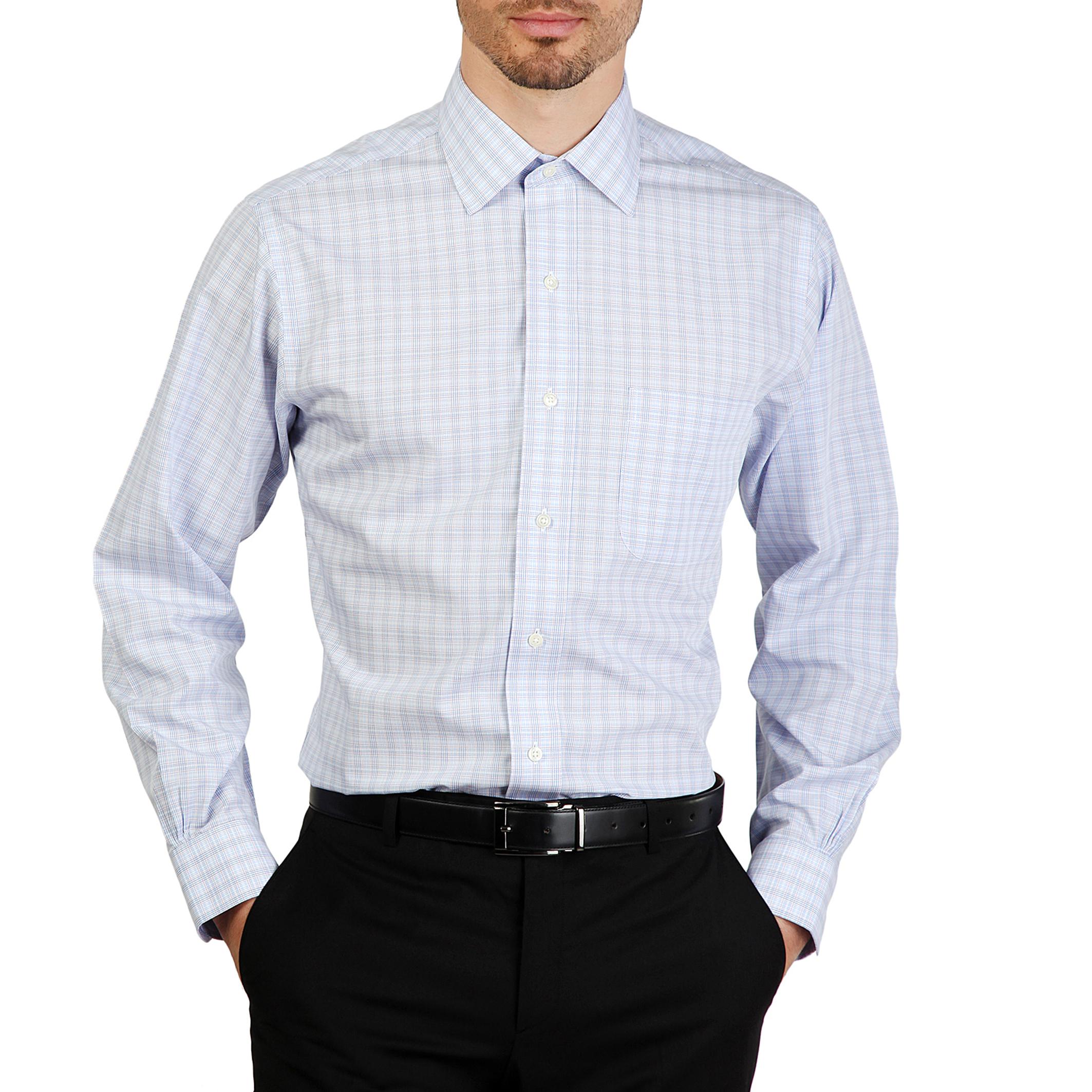 Camicie Brooks Brothers 100040371 Uomo Blu 61971