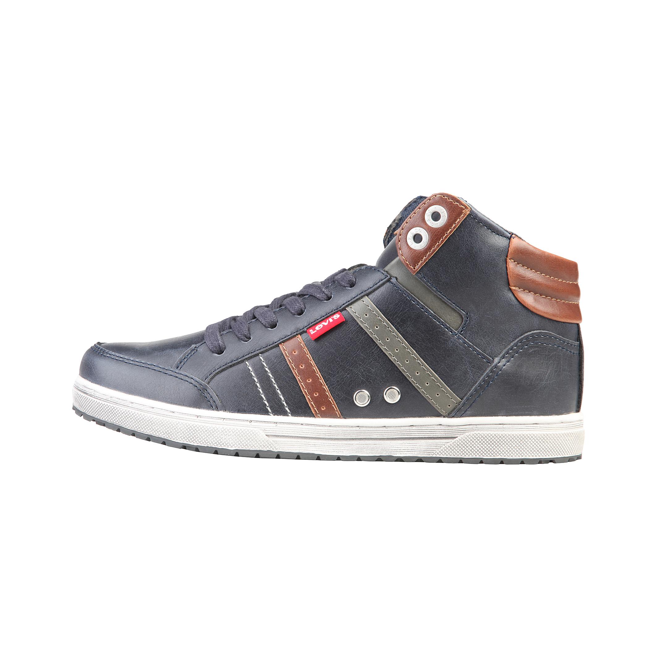 Zapatos para hombre Levi's   - Zapatillas alta con cordones  - parte superior: material sintético