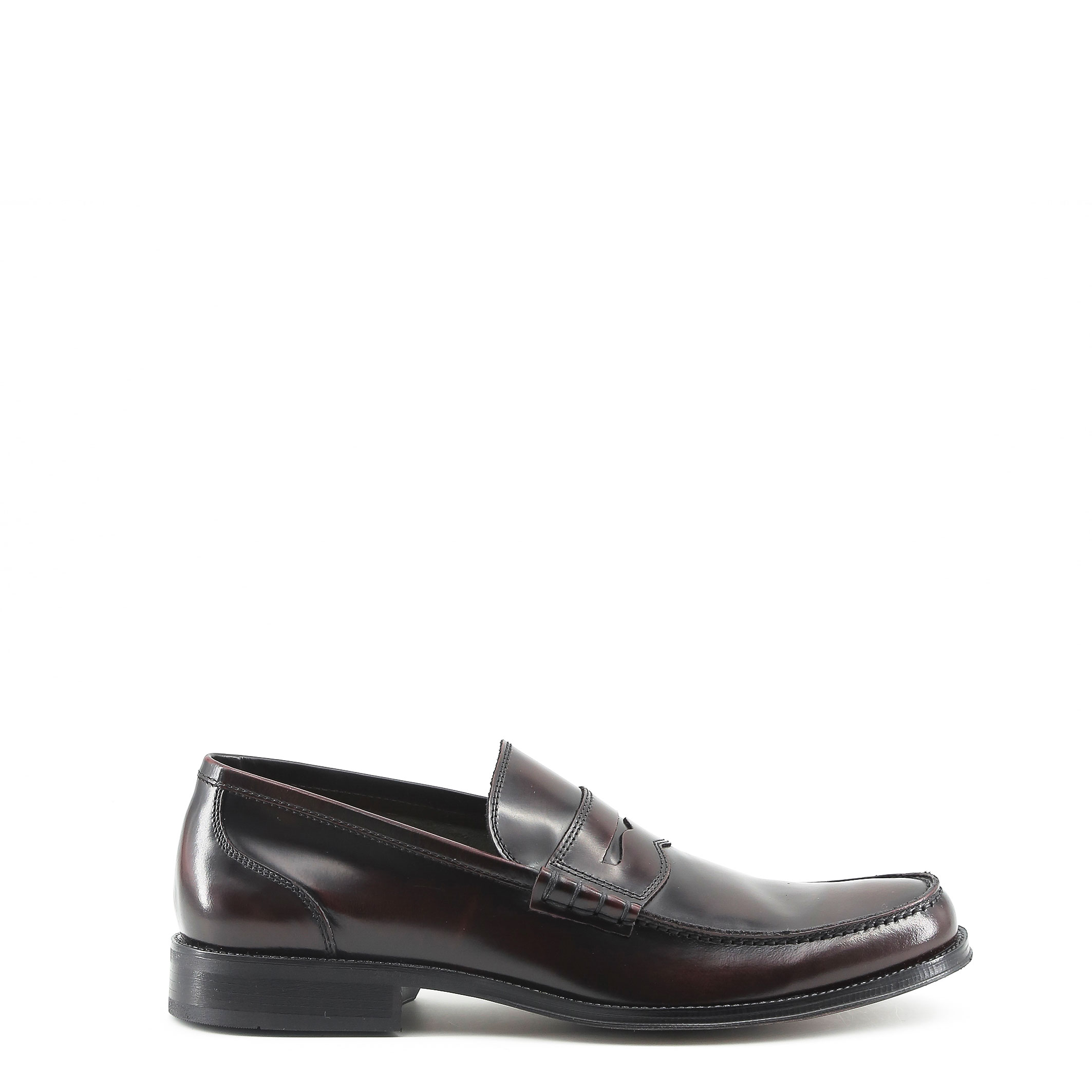 Made in Italia mocassins rouge homme