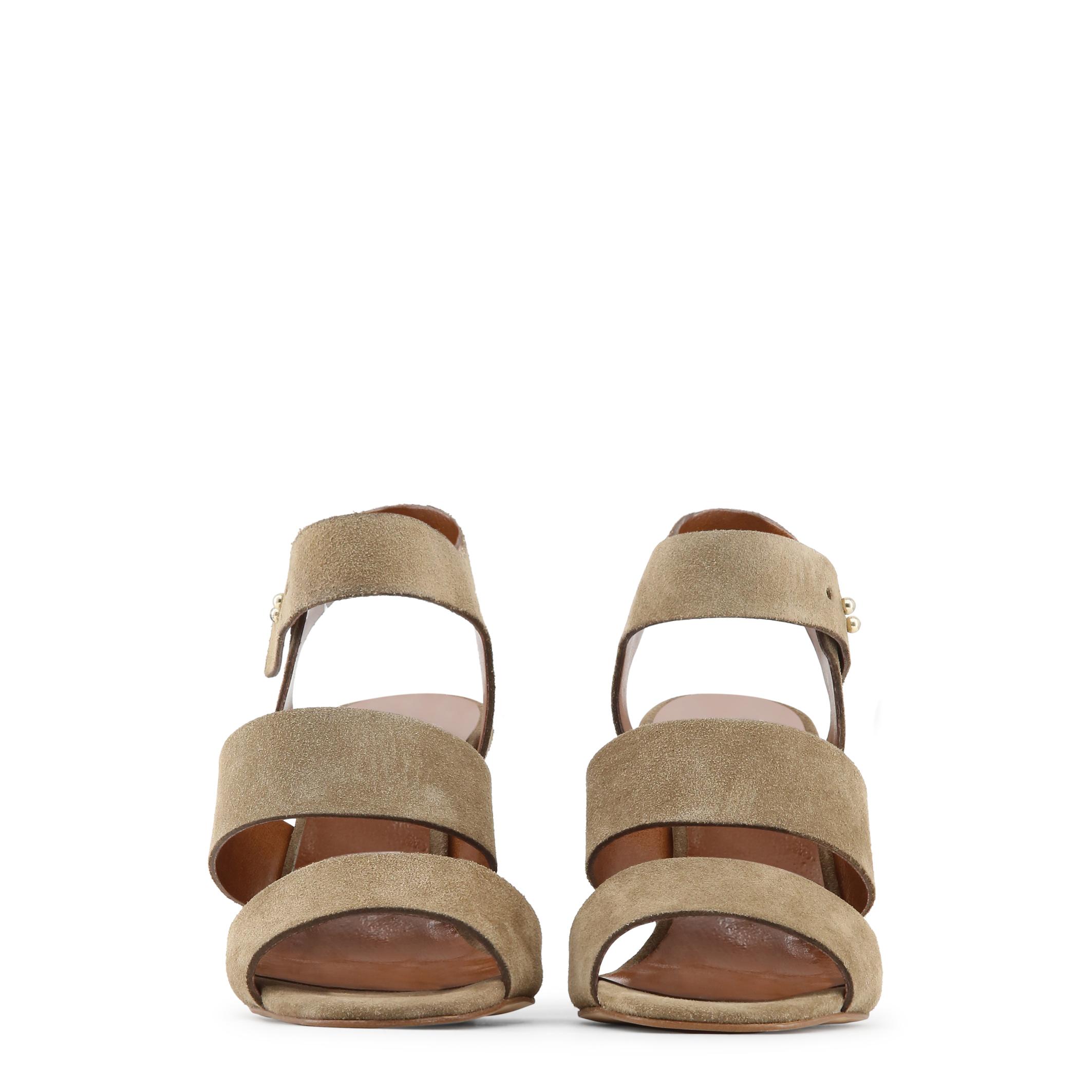 Sandali-Made-in-Italia-TERESA-Donna-Marrone-70629 miniatura 3