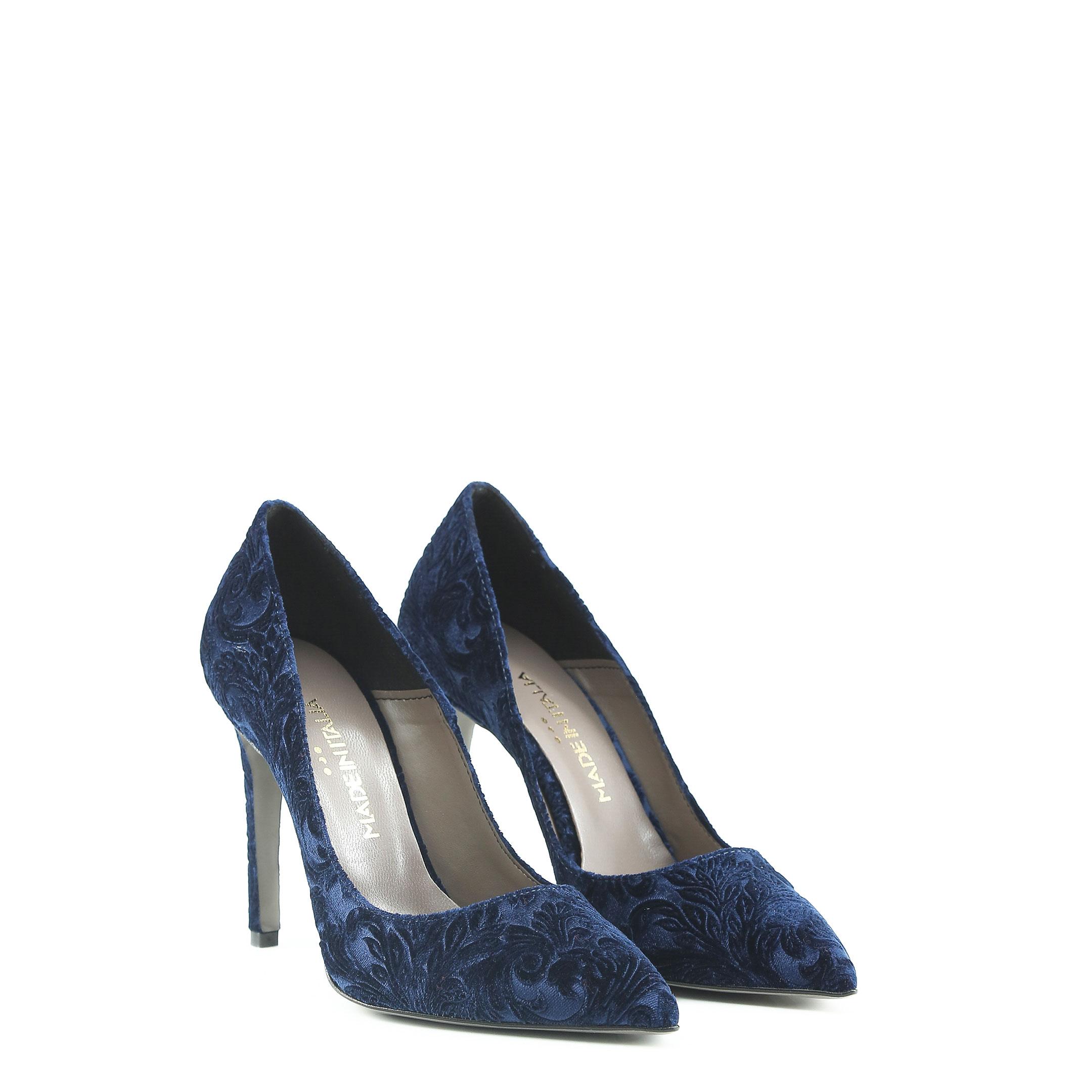 Made in Italia Schwarz/Blau Schuhe CHIARA, Damen High Heels Schwarz/Blau Italia pumps hochzeit 61070d