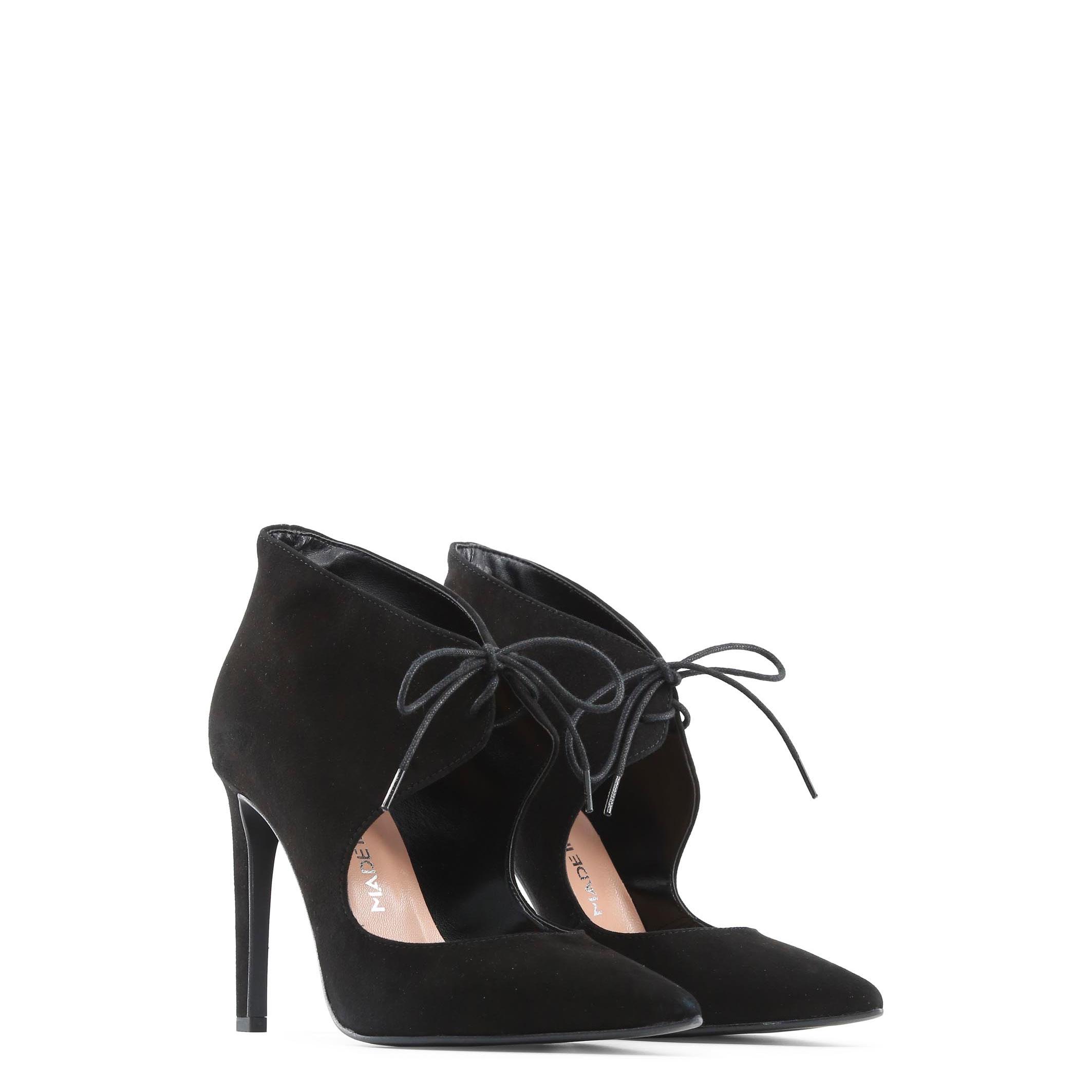 Schuhe ROSSANA, top Damen Stiefeletten Rot/Schwarz high top ROSSANA, Stiefel 9f76df