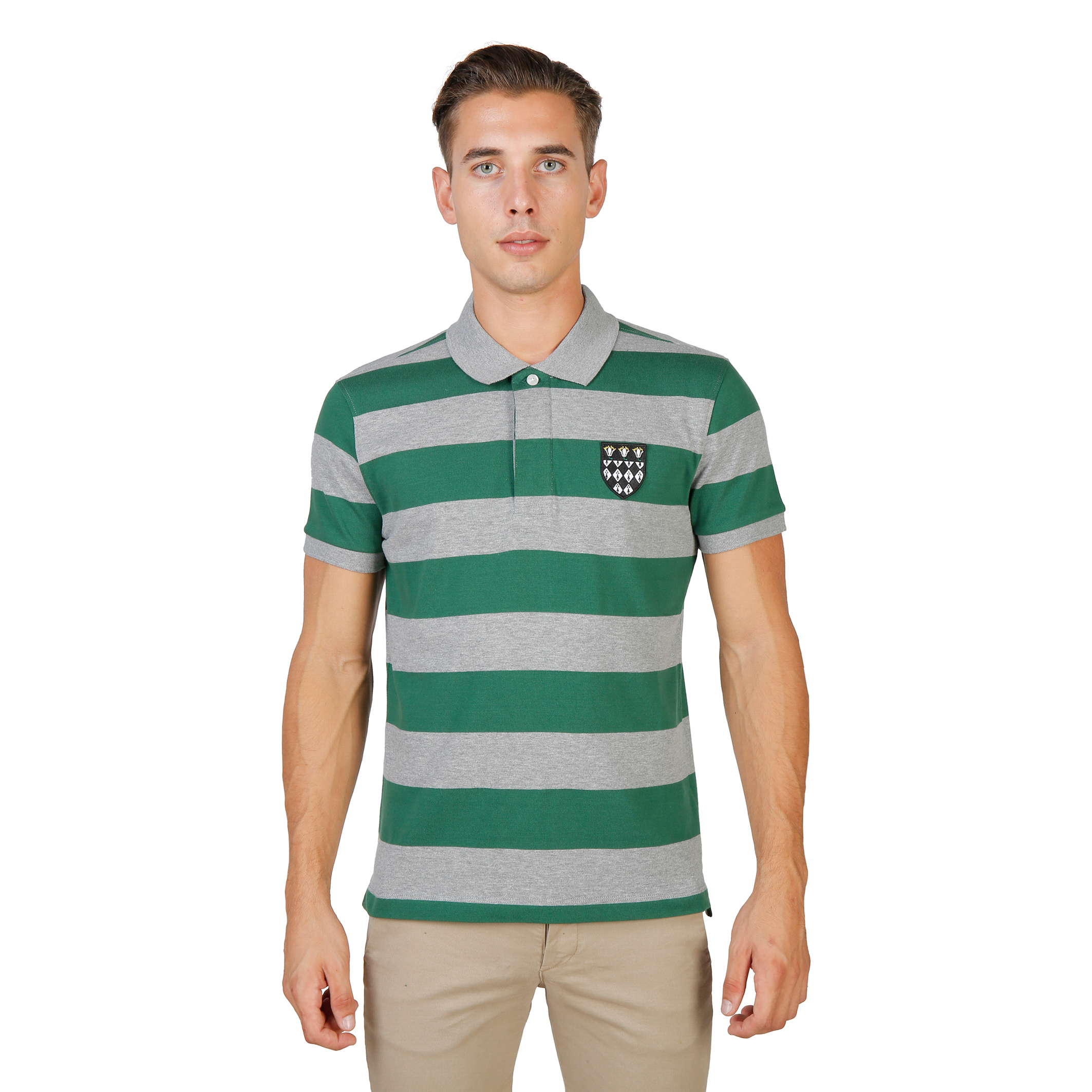 Oxford University MAGDALEN-RUGBY-MM Uomo Verde 74051