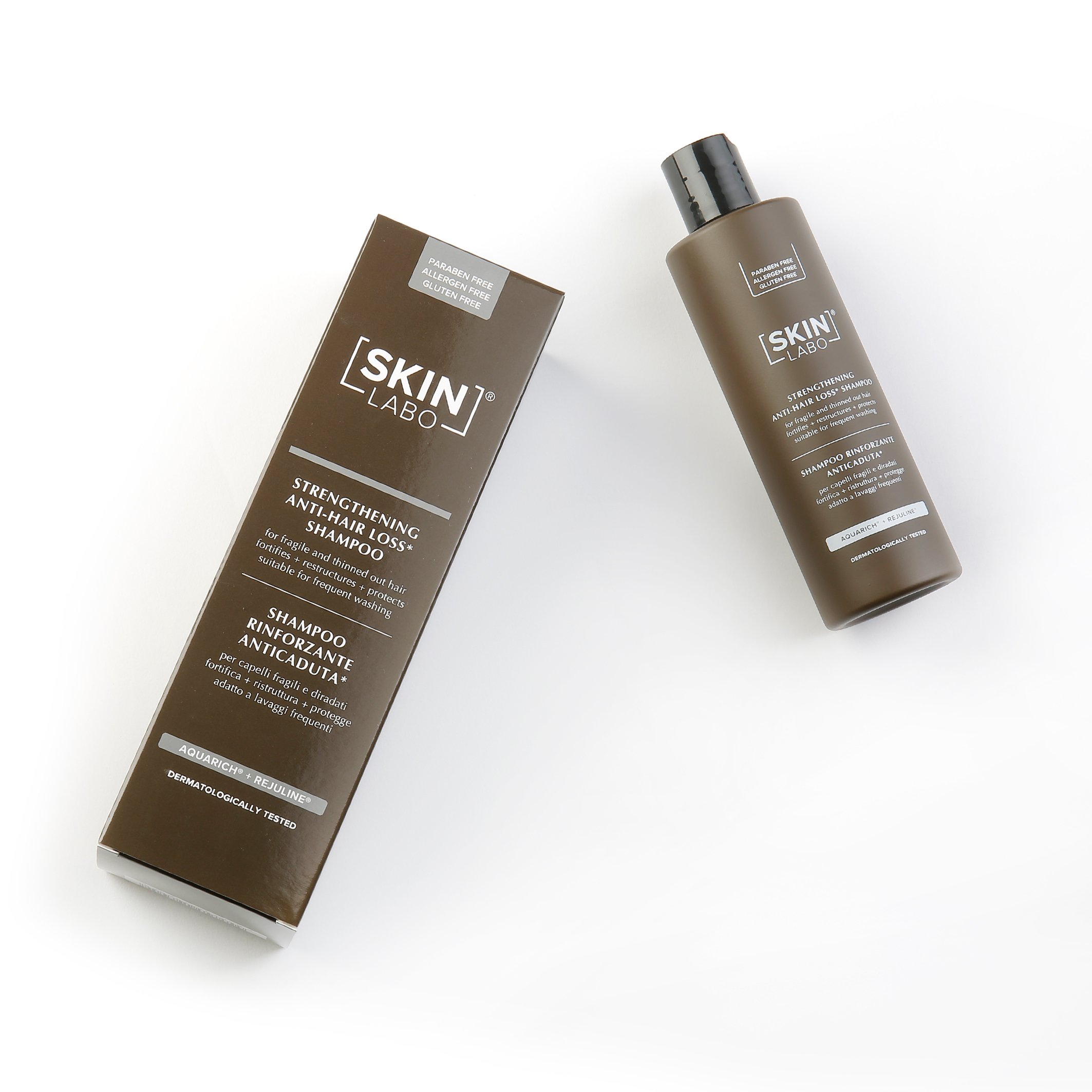 Uomo capelli SkinLabo ANTI-HAIR LOSS SHAMPOO SLM HA N0001