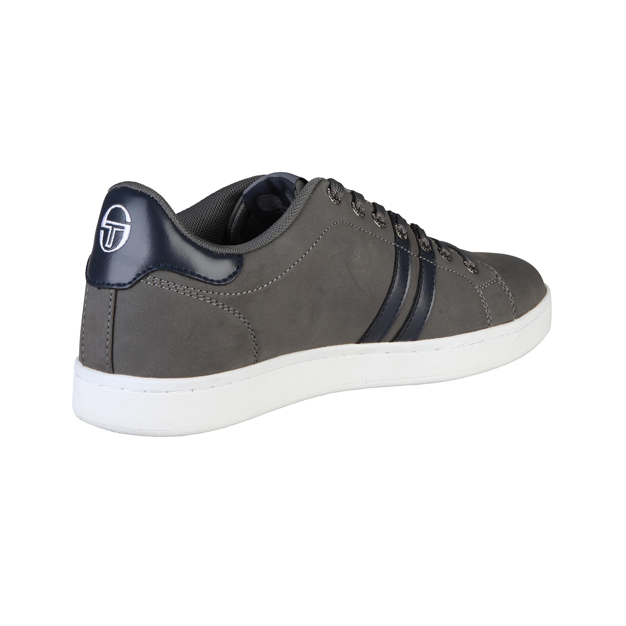 Tacchini Schuhe GHIBLI ST624115, Herren Sneakers Grau/Blau Herbst/Winter