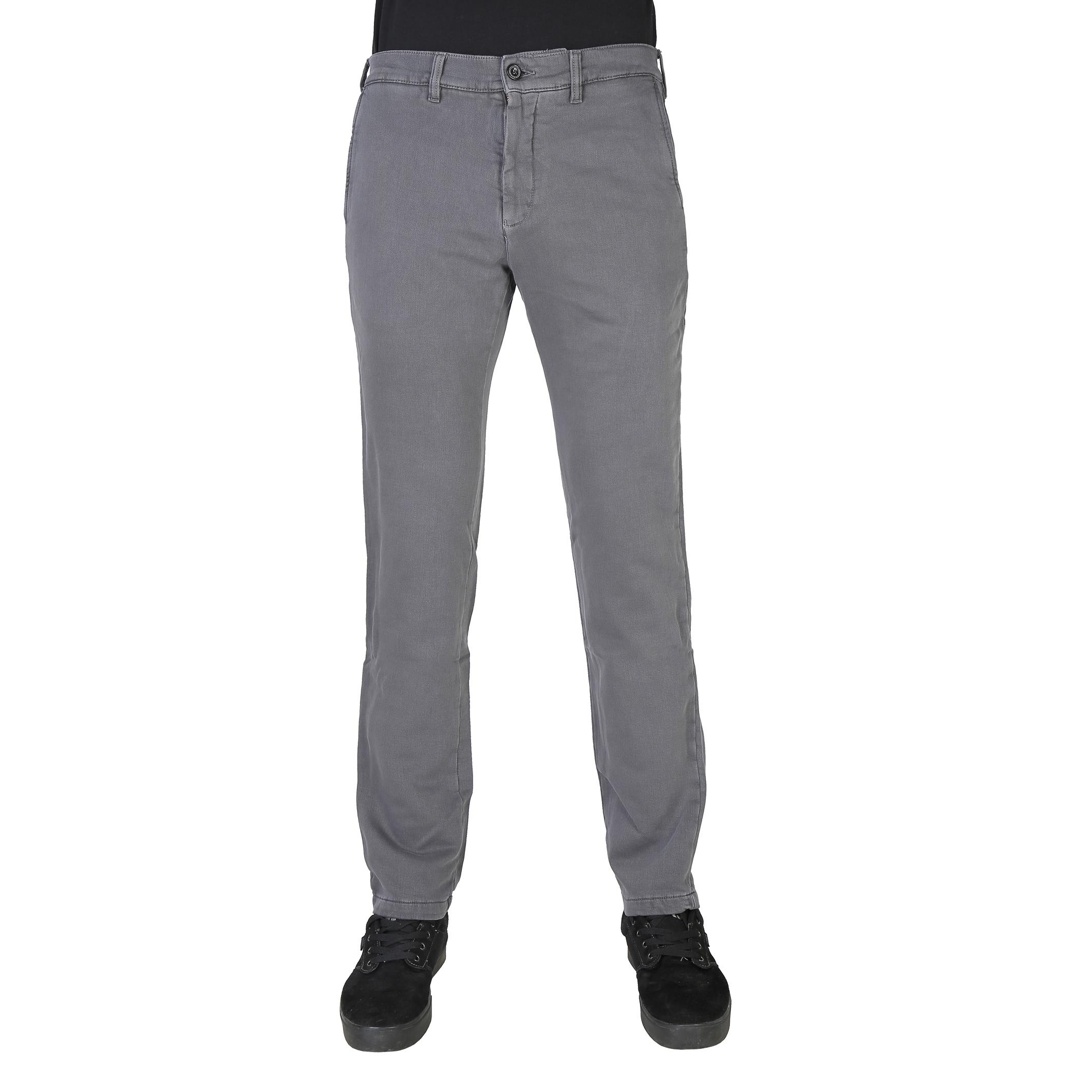 Pantaloni in Jeans Uomo Grigio Carrera Jeans Jeans 000717/_8302A