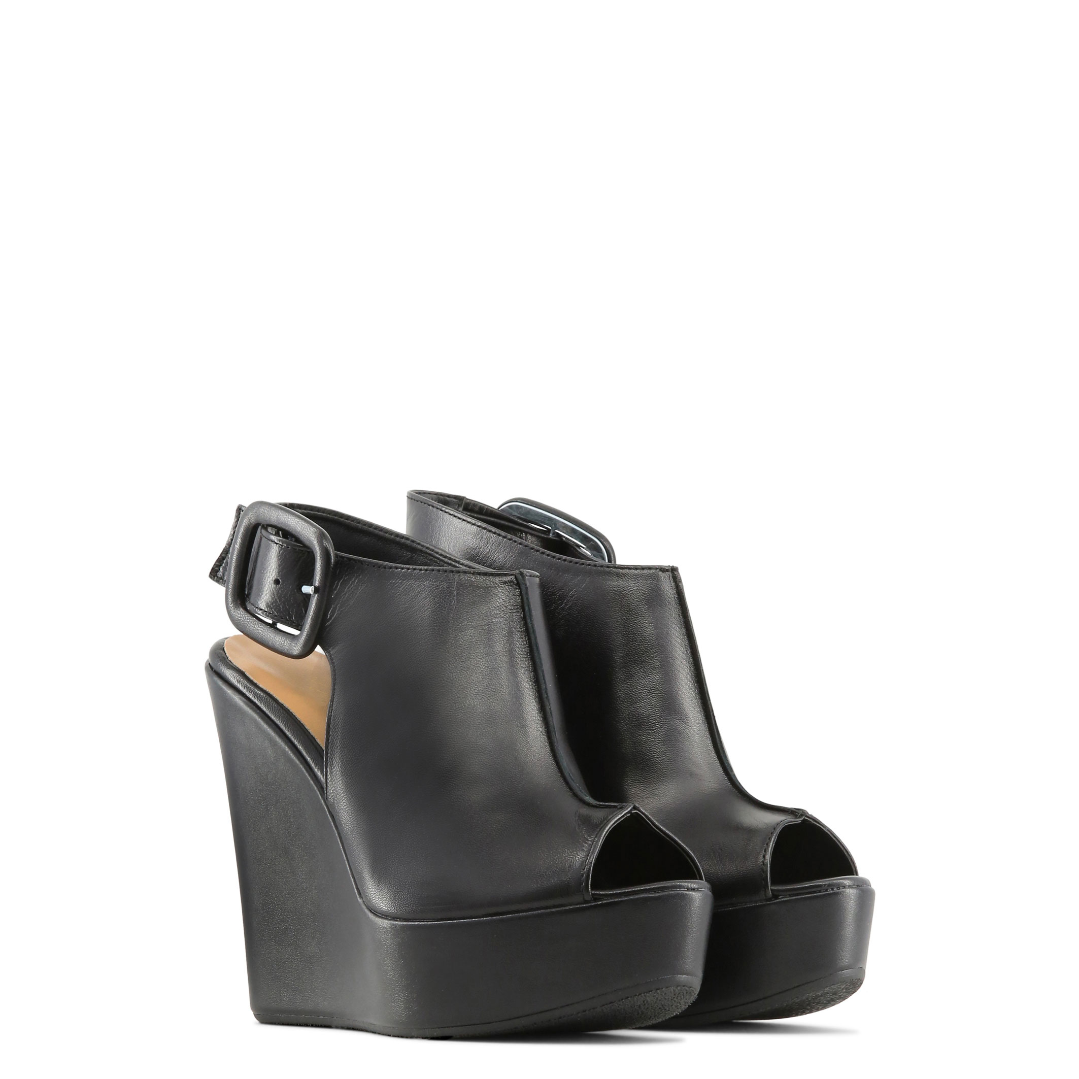 ... Shoes Women Wedges Black 78474 BDT Outlet 40. About this product.  Picture 1 of 2  Picture 2 of 2 49ae47dc2413