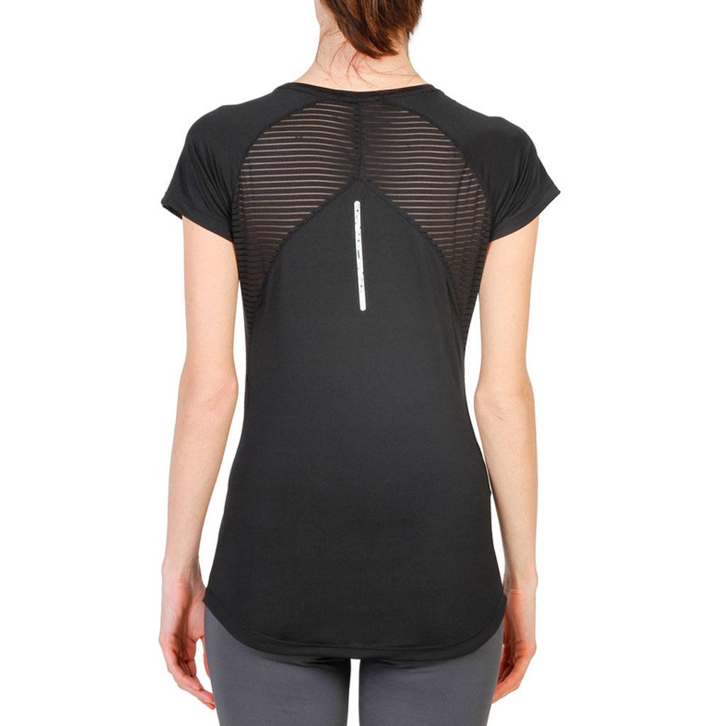 T-shirt Elle Sport ES1901 Donna Nero 79645