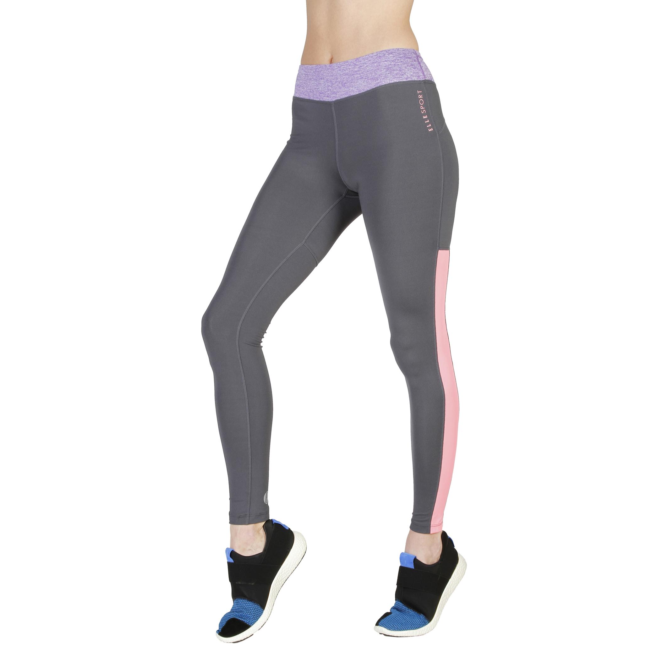 Pantaloni tuta Elle Sport ES2599 Donna Grigio 79651