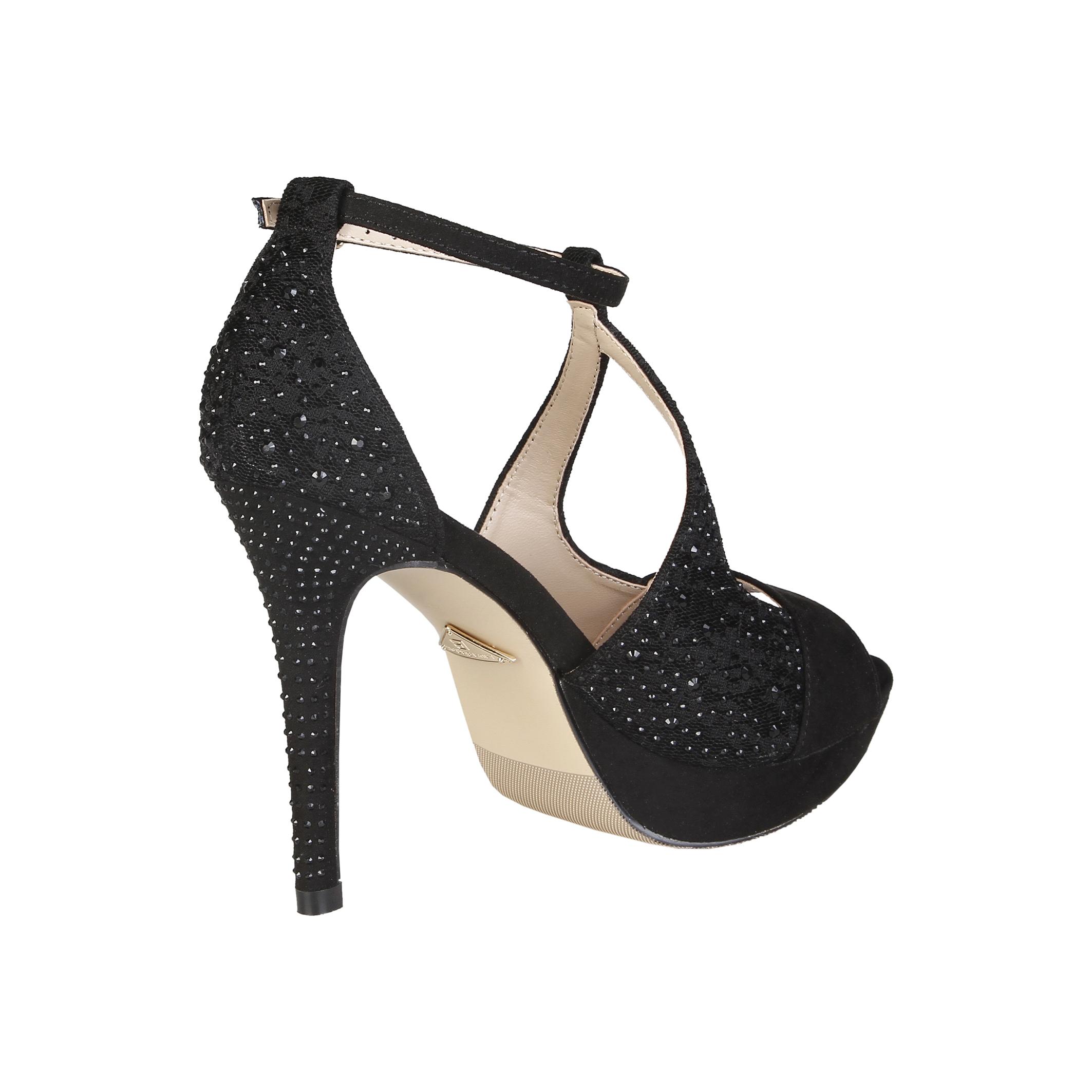 Scarpe-Laura-Biagiotti-422-CLOTH-Sandali-Donna-Marrone-Nero-Primavera-Estate