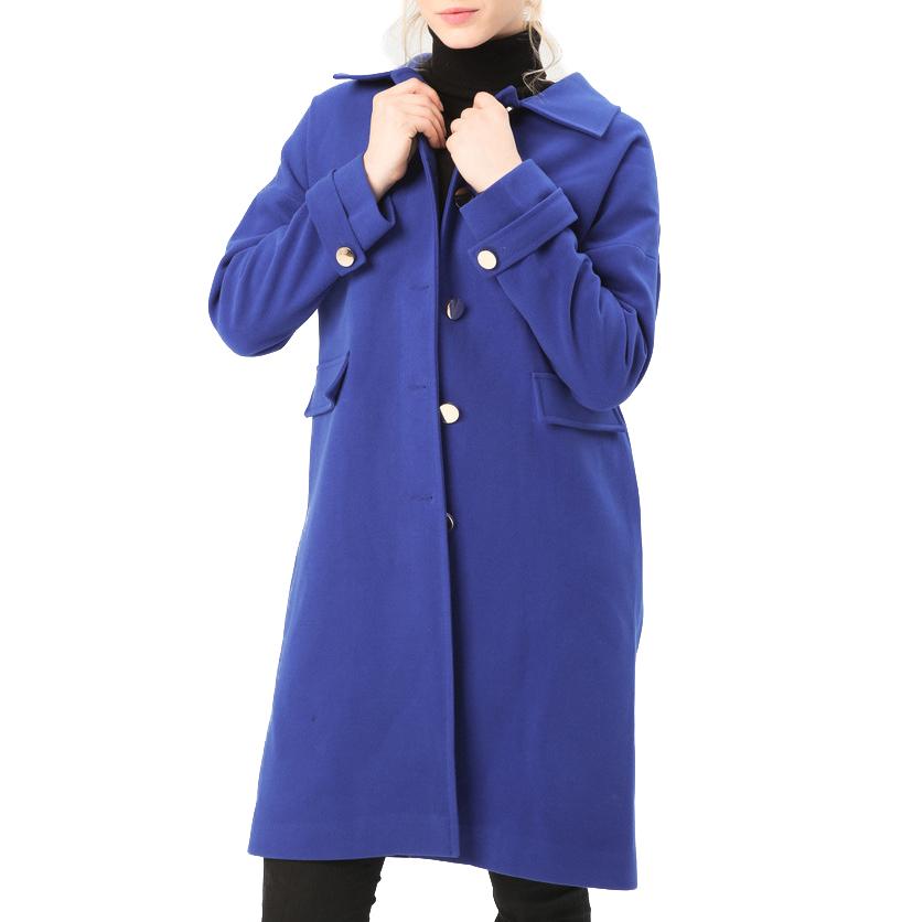 Cappotti Fontana 2.0 7VWW03V2016 Donna Blu 81117