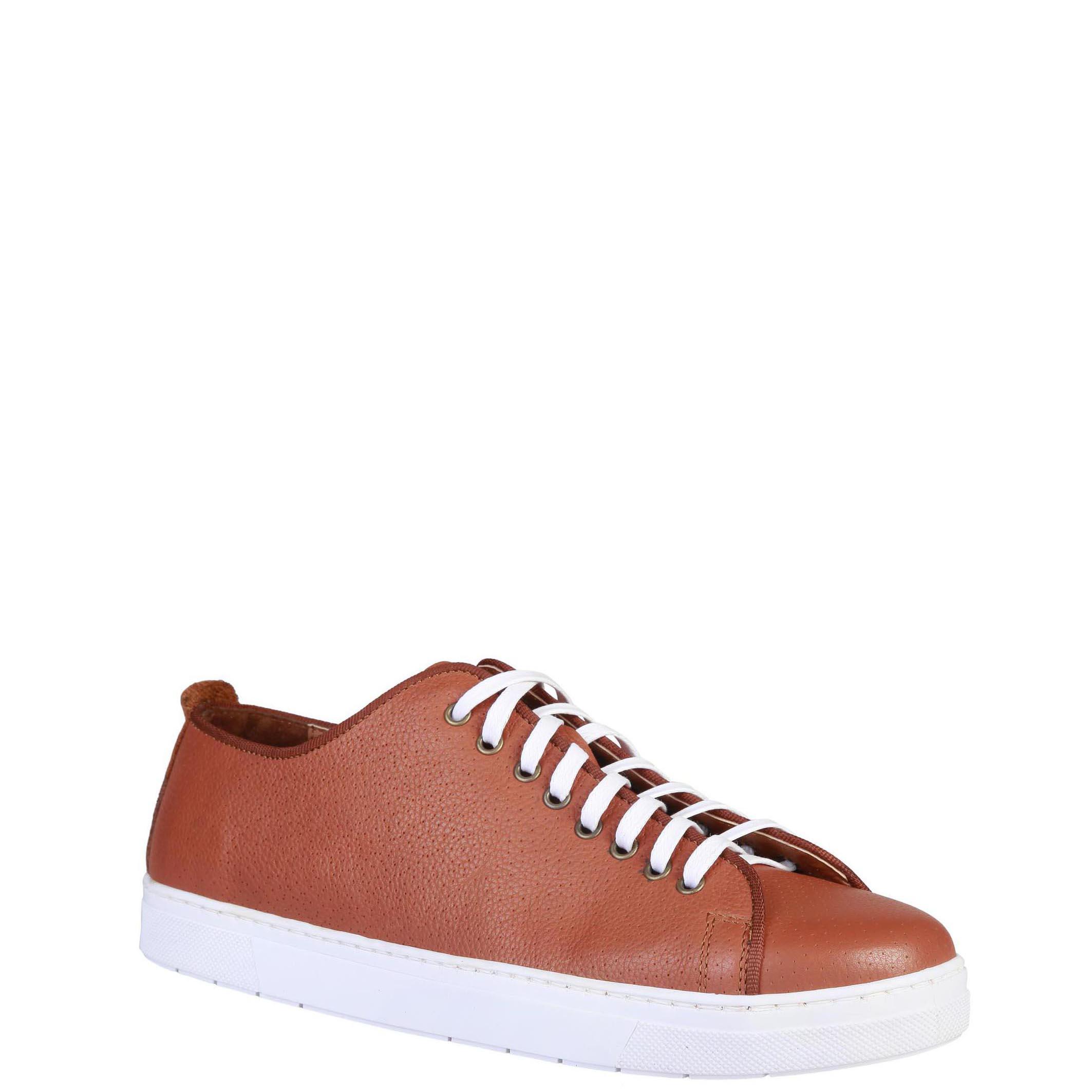 Sneakers-Pierre-Cardin-CLEMENT-Uomo-Marrone-81928 miniatura 2