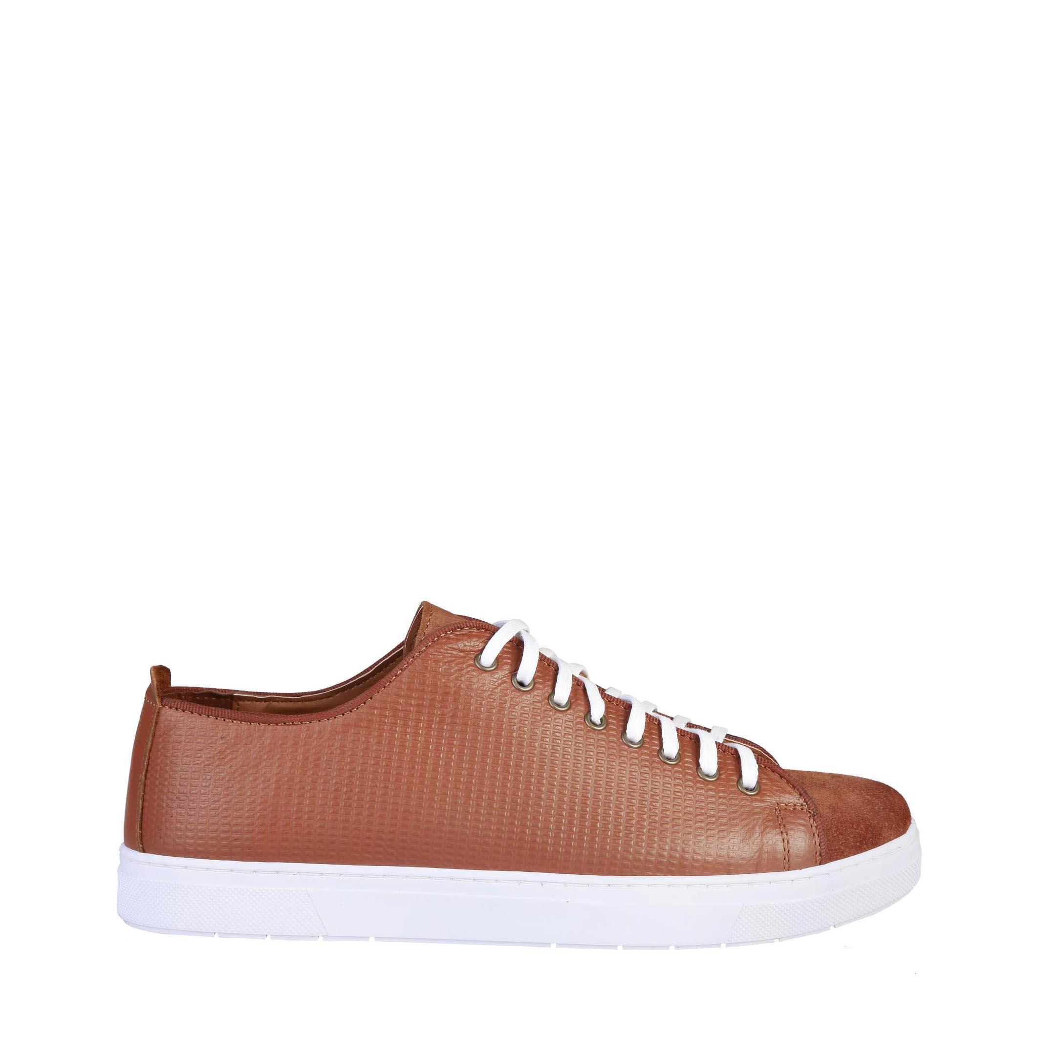Sneakers-Pierre-Cardin-EDGARD-Uomo-Marrone-81933