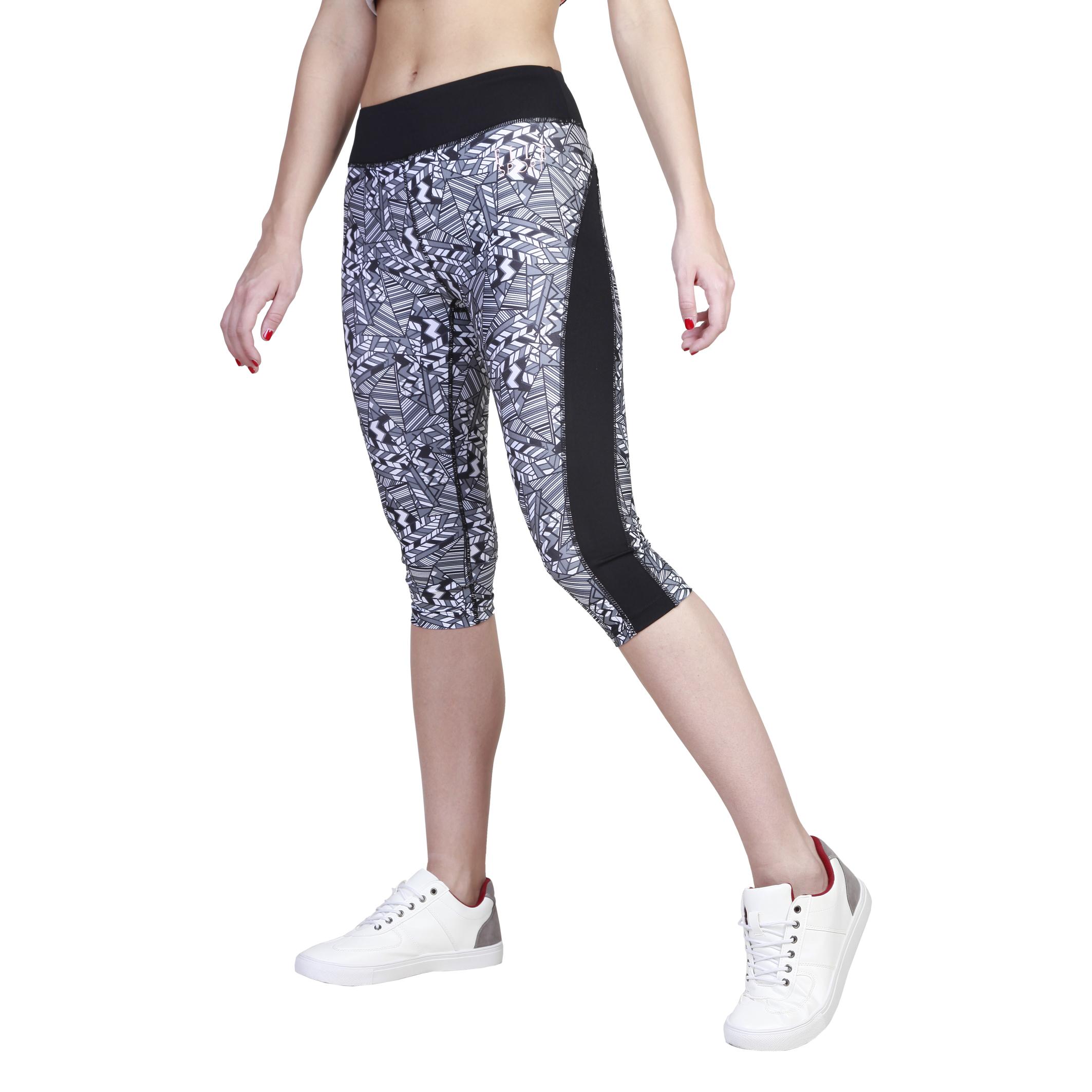 Pantaloni tuta Elle Sport ES2313C Donna Nero 82324