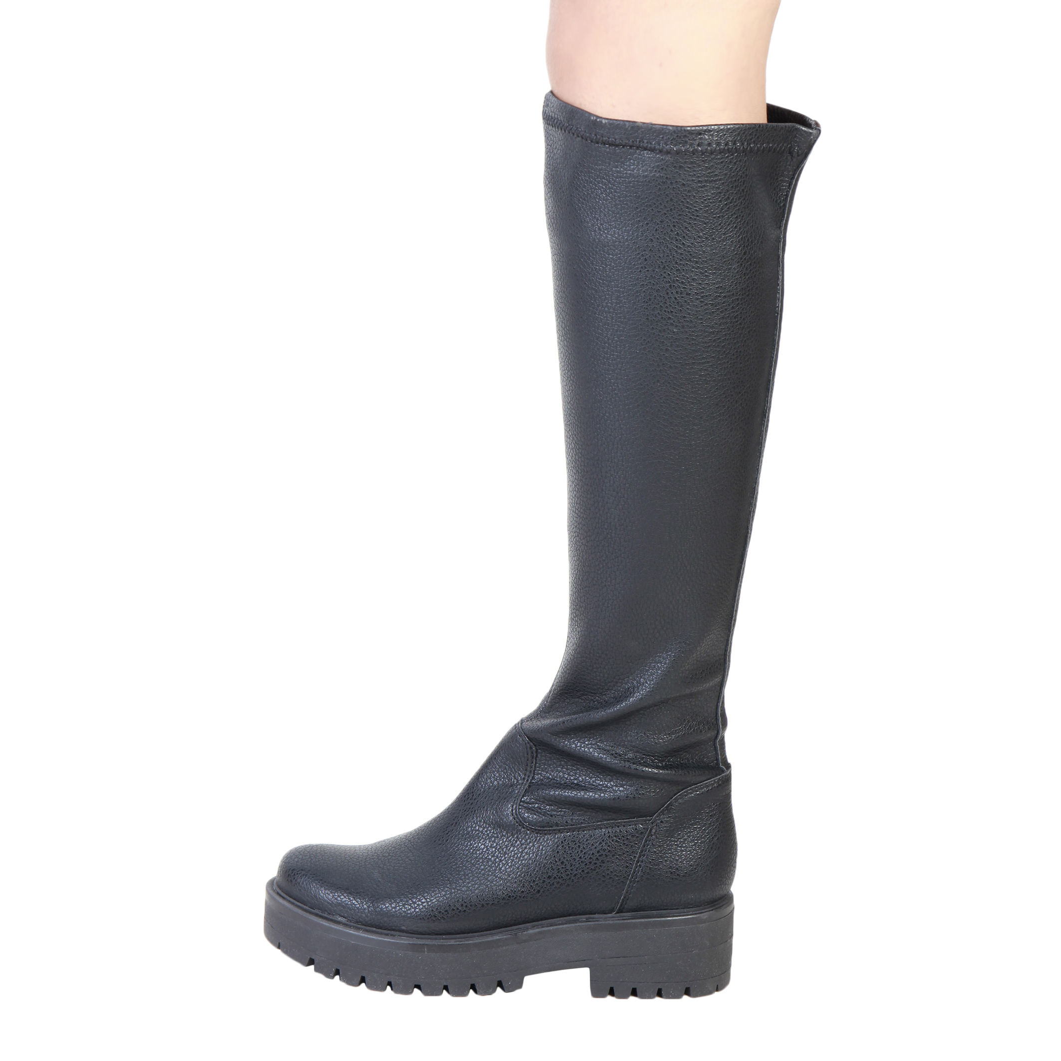 Bottes Ana Lublin Noir Elsie Taille 36 37 38 39 40 41