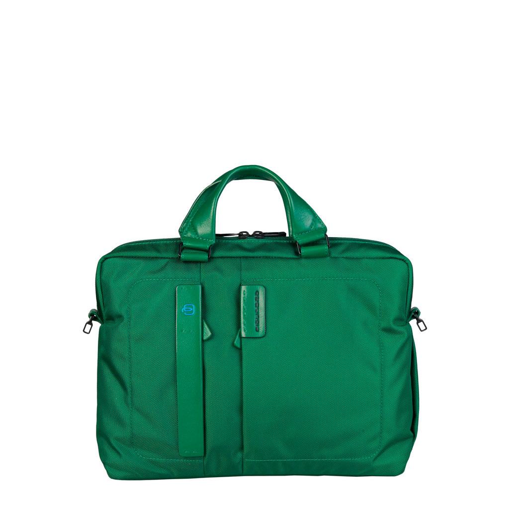 Piquadro CA1903P16 Uomo Verde 84517