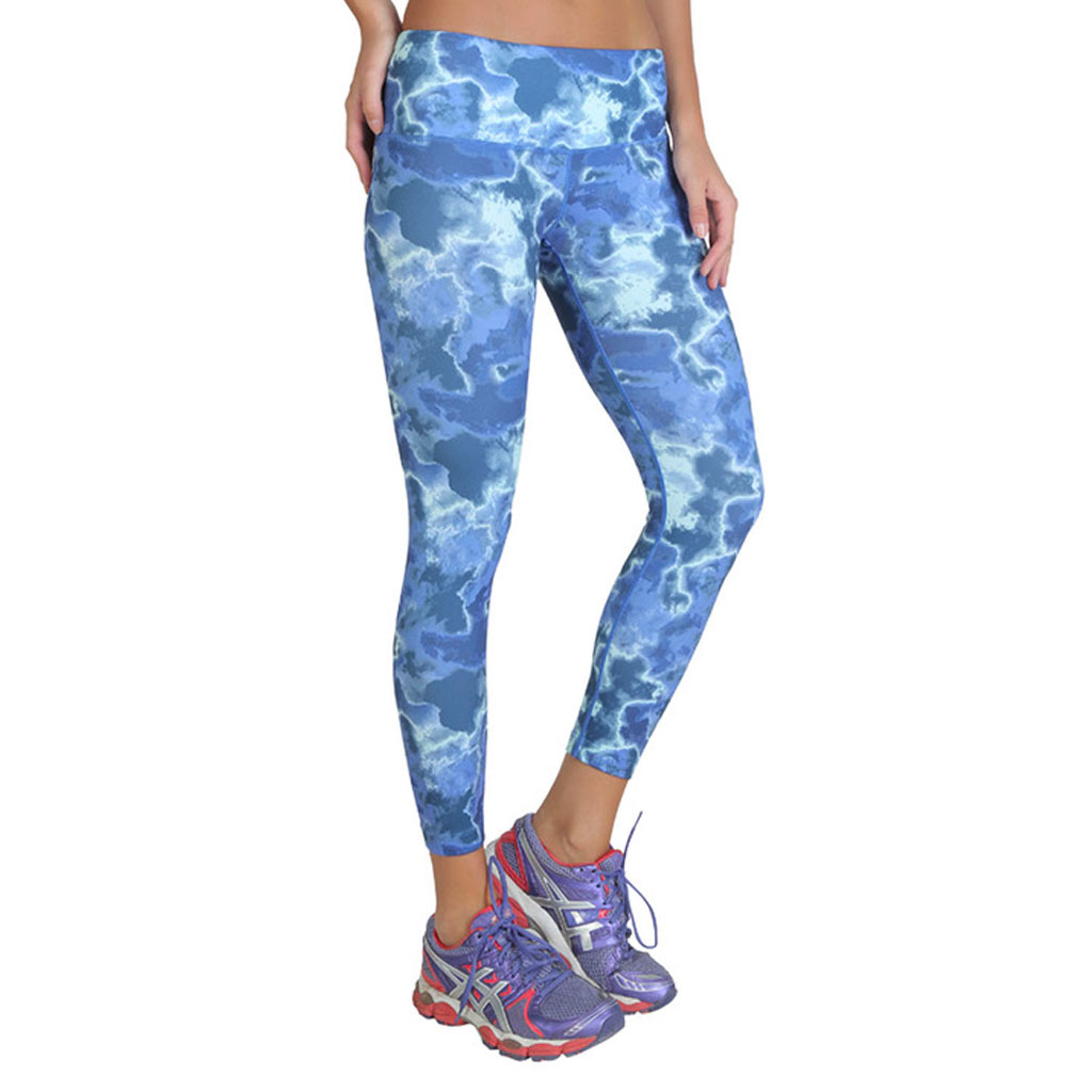 Pantaloni tuta Elle Sport ES3445 Donna Blu 84576