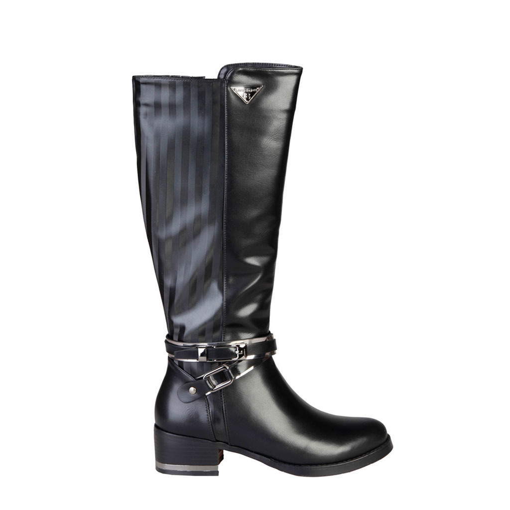 b145c870e001ff Laura Biagiotti. 2186 BLACK. Women · Shoes · Boots · Black ...