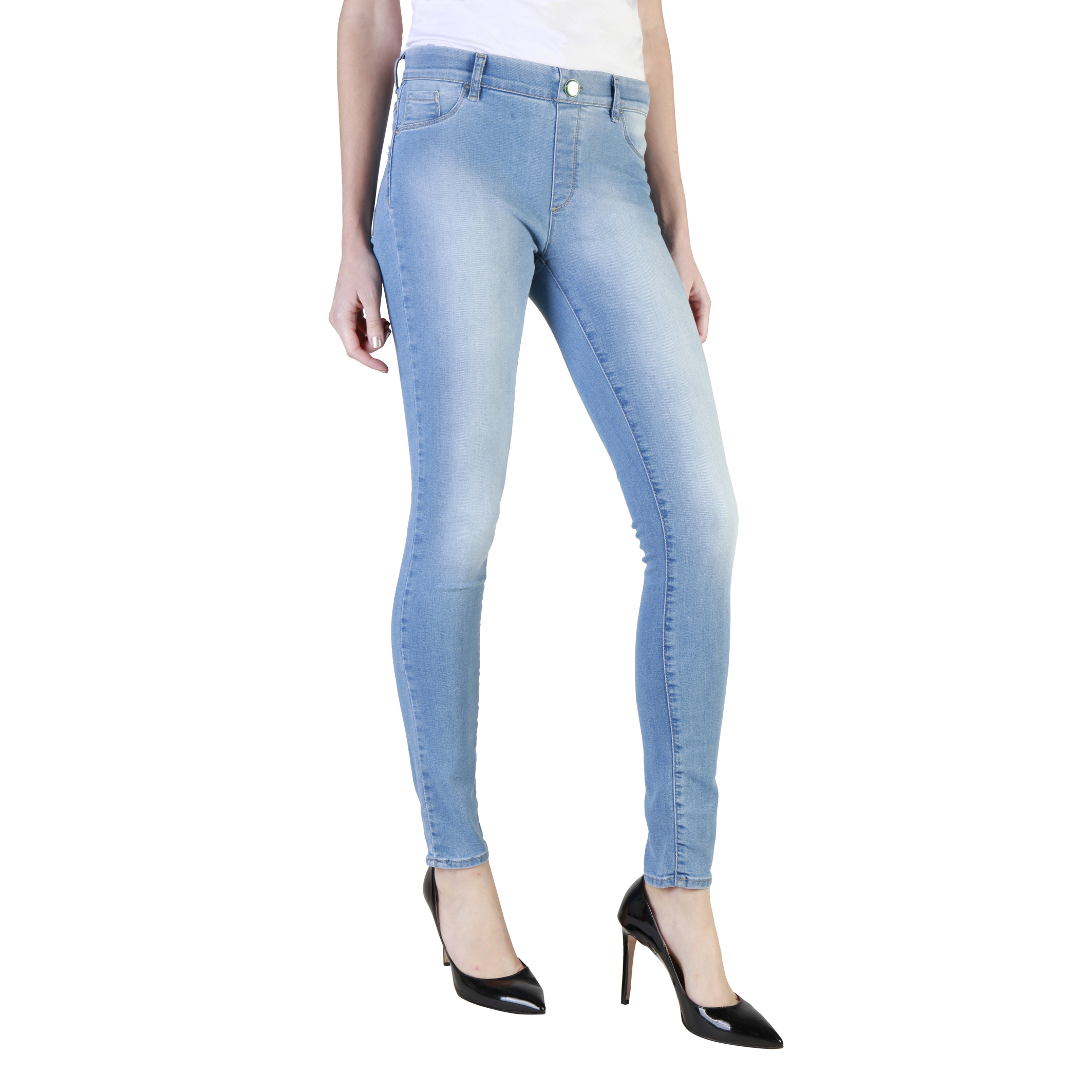 Jeans Carrera Jeans 00767L_822_ALOE Donna Blu 85312