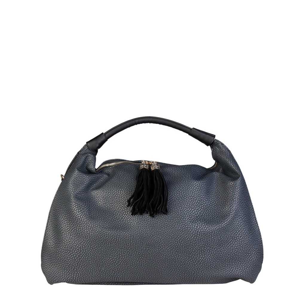 Shopping bag Blu Byblos ALISON_675090 Donna Nero 85786