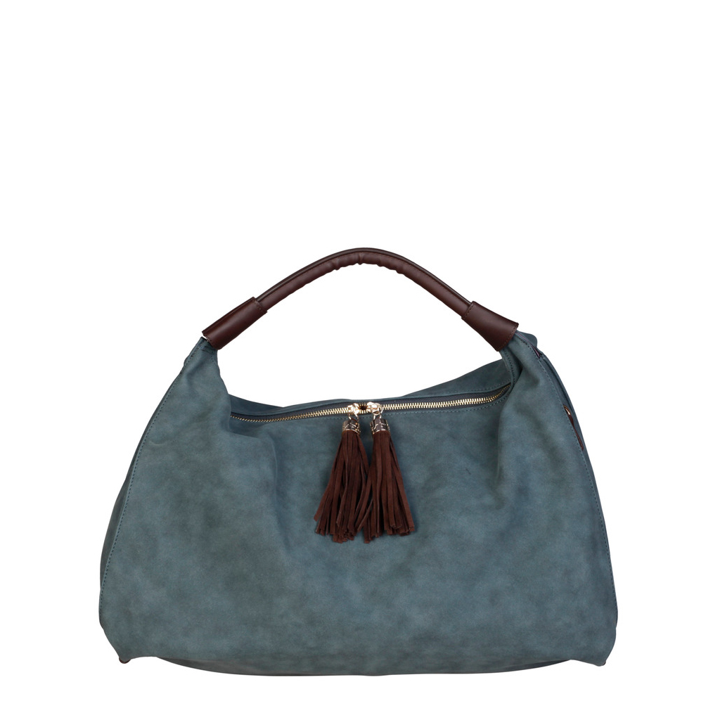 Shopping bag Blu Byblos ALISON_675090 Donna Blu 85787