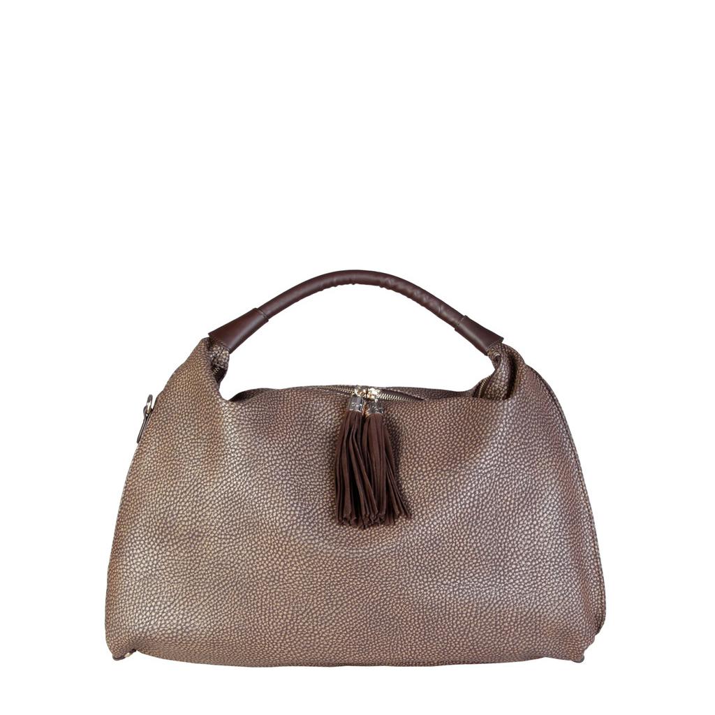 Shopping bag Blu Byblos ALISON_675090 Donna Marrone 85788