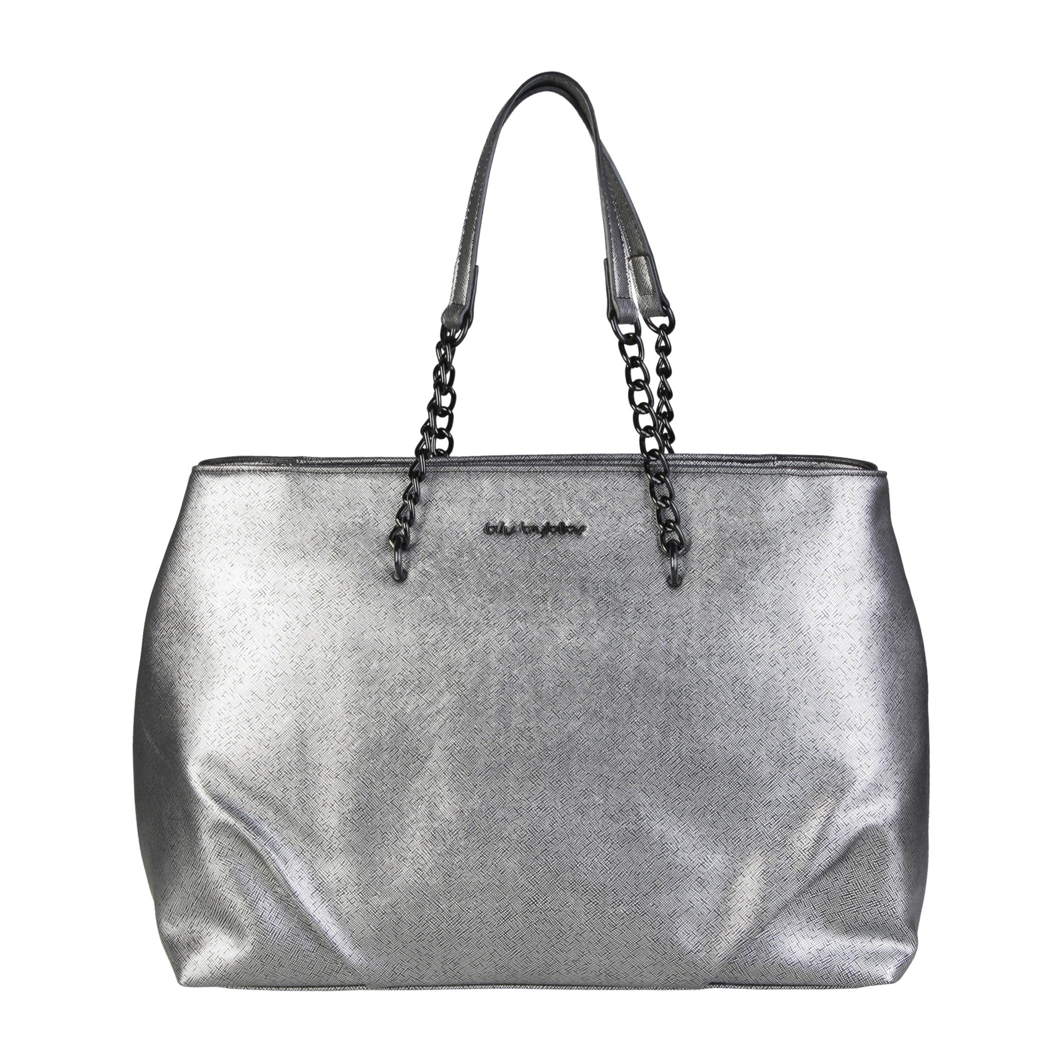 Shopping bag Blu Byblos PENC-WSAF_675P80 Donna Grigio 85940