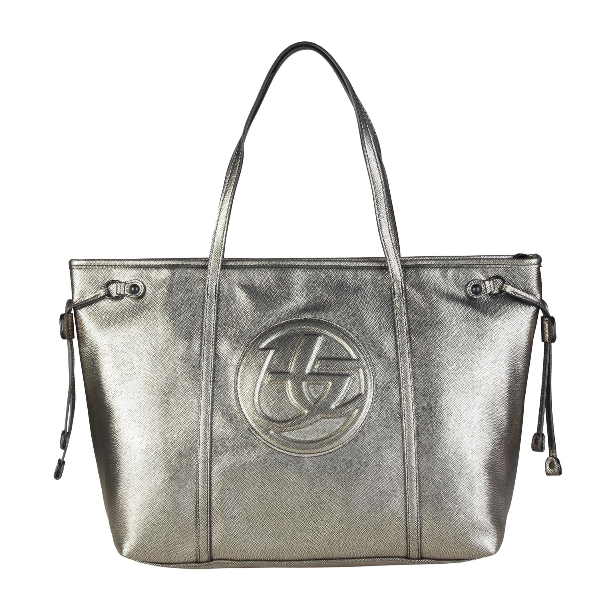 Shopping bag Blu Byblos ROUND-SAF_675P62 Donna Giallo 85943