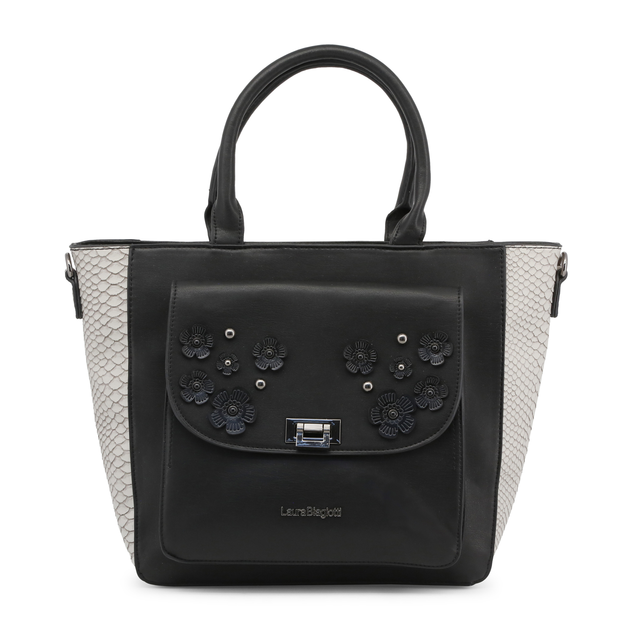 Shopping bag Laura Biagiotti LB18S114-5 Donna Nero 86230
