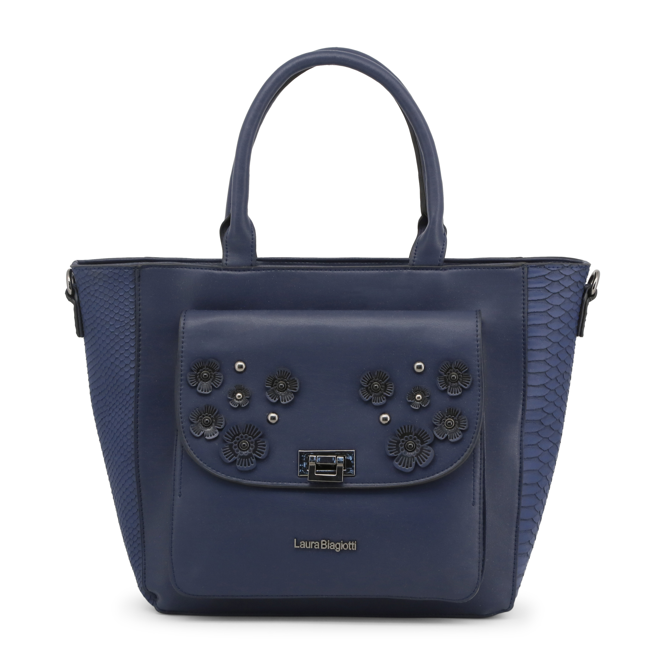 Shopping bag Laura Biagiotti LB18S114-5 Donna Blu 86231