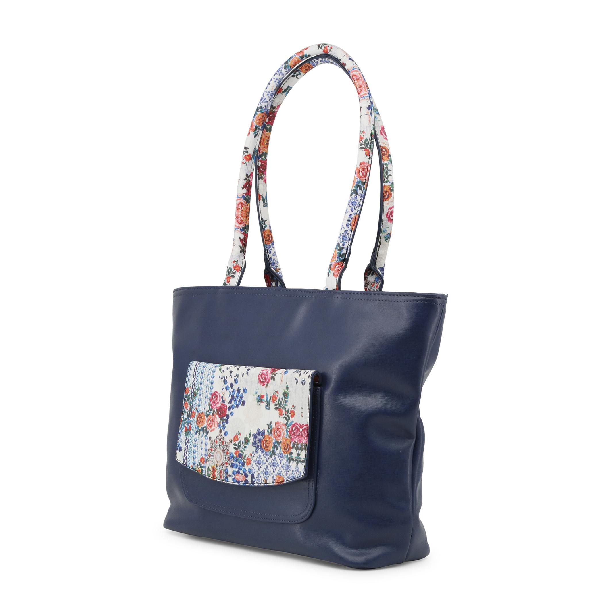 Shopping bag Laura Biagiotti LB18S258-3 Donna Blu 86266