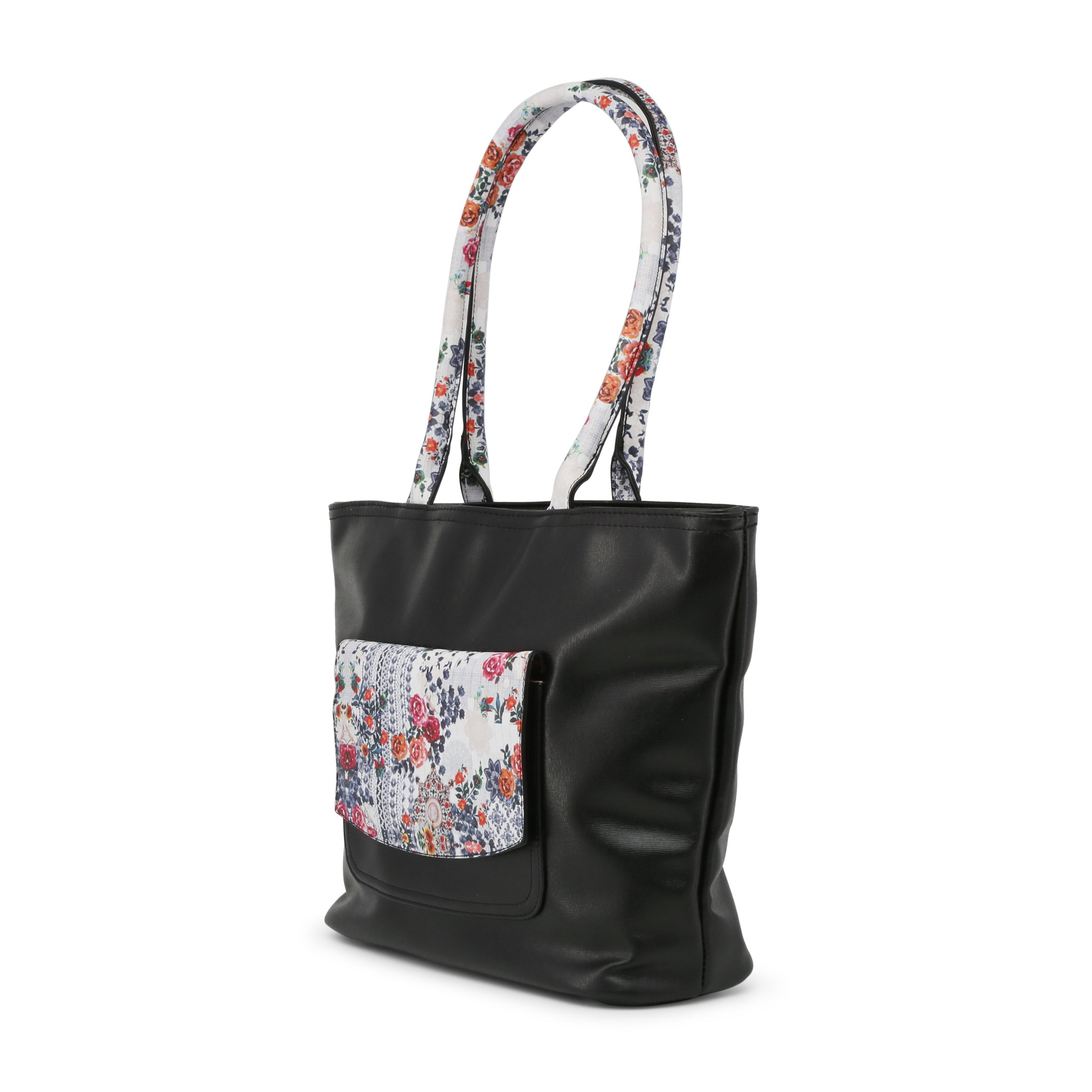 Shopping bag Laura Biagiotti LB18S258-3 Donna Nero 86268